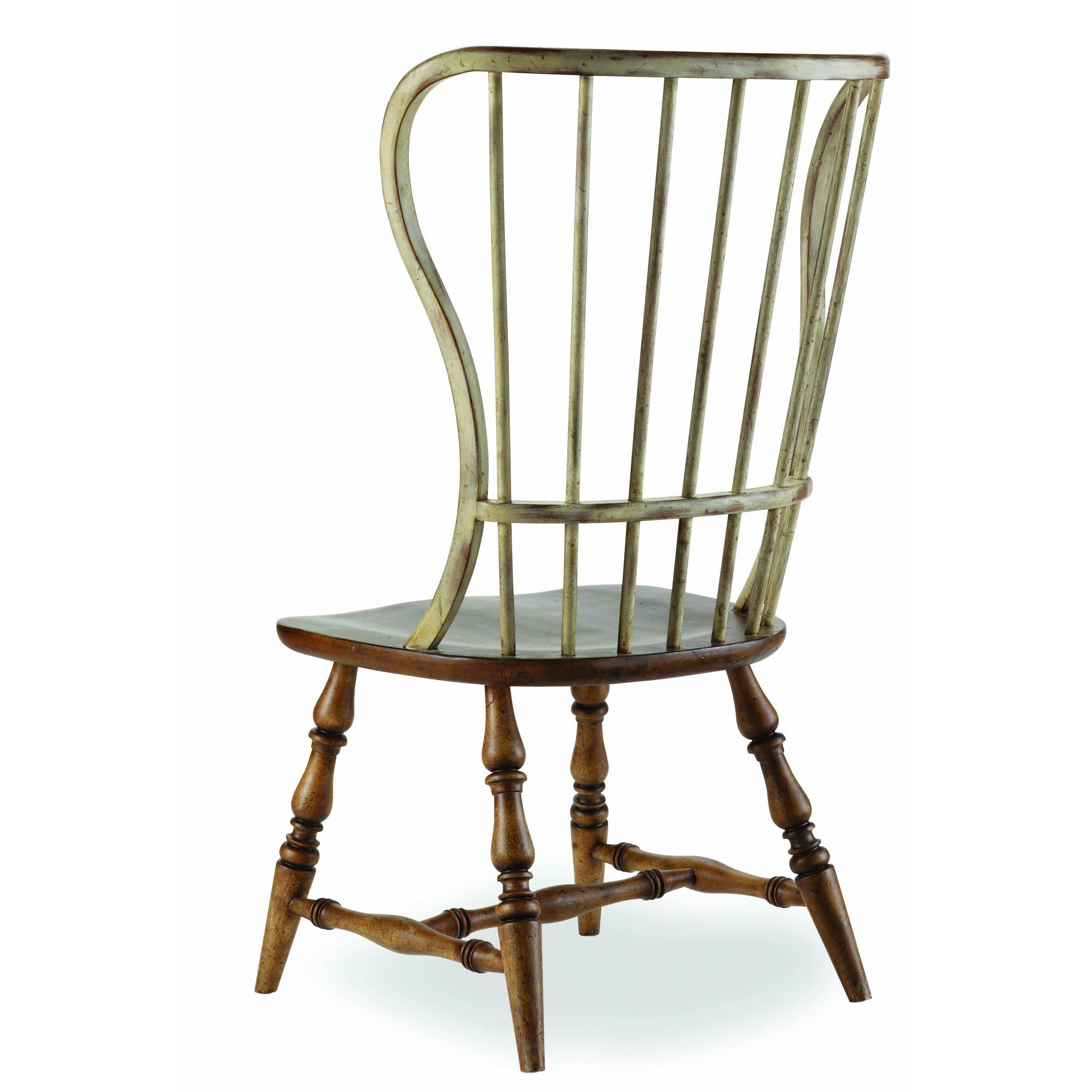 Hooker Furniture Sanctuary Spindle Back Side Chair