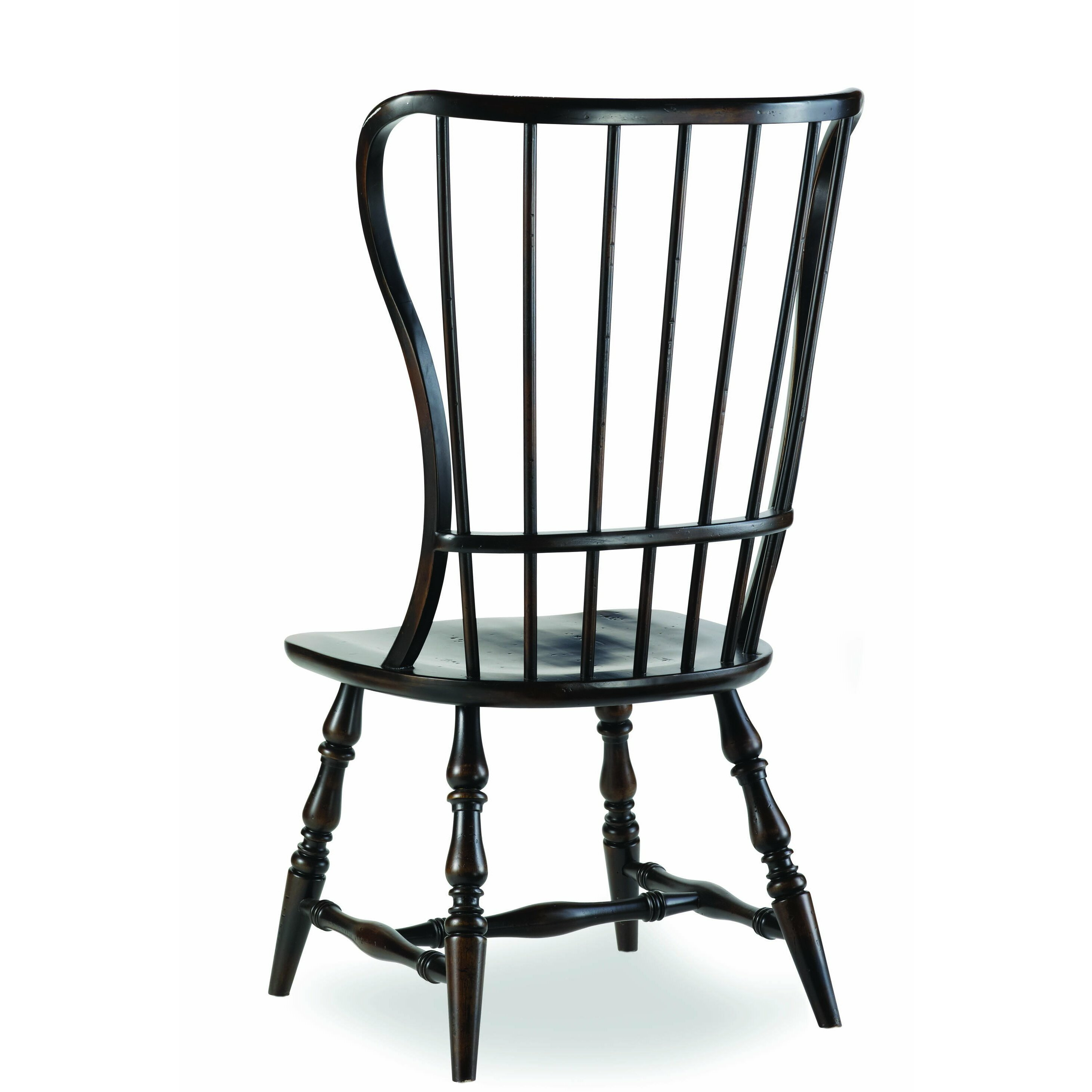 Spindle Chair old hickory tannery ellsworth neutral spindle back