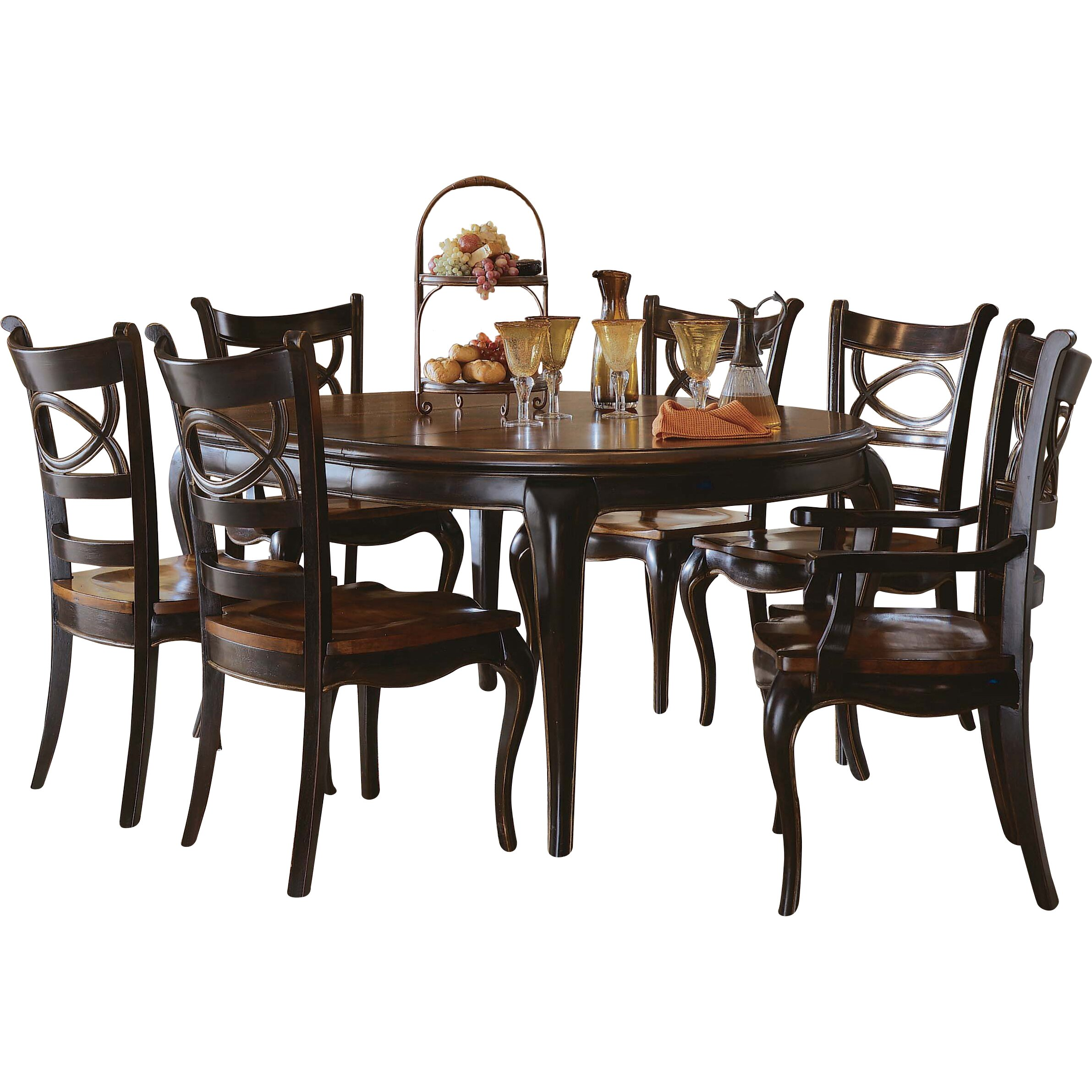 Hooker Furniture Preston Ridge Extendable Dining Table Reviews