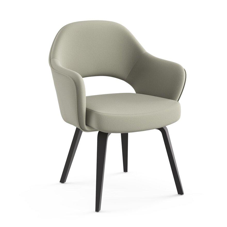 saarinen executive arm chair by eero saarinen for knoll