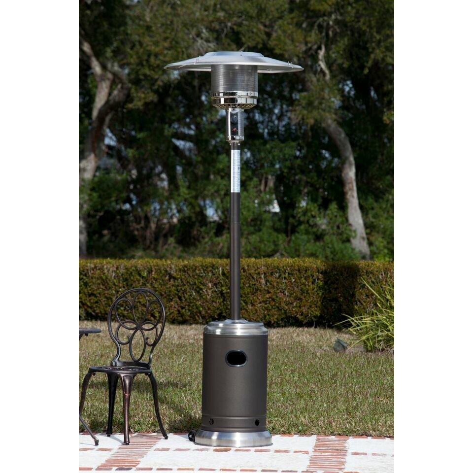 Fire Sense Hammer Tone & Stainless Steel mercial Patio