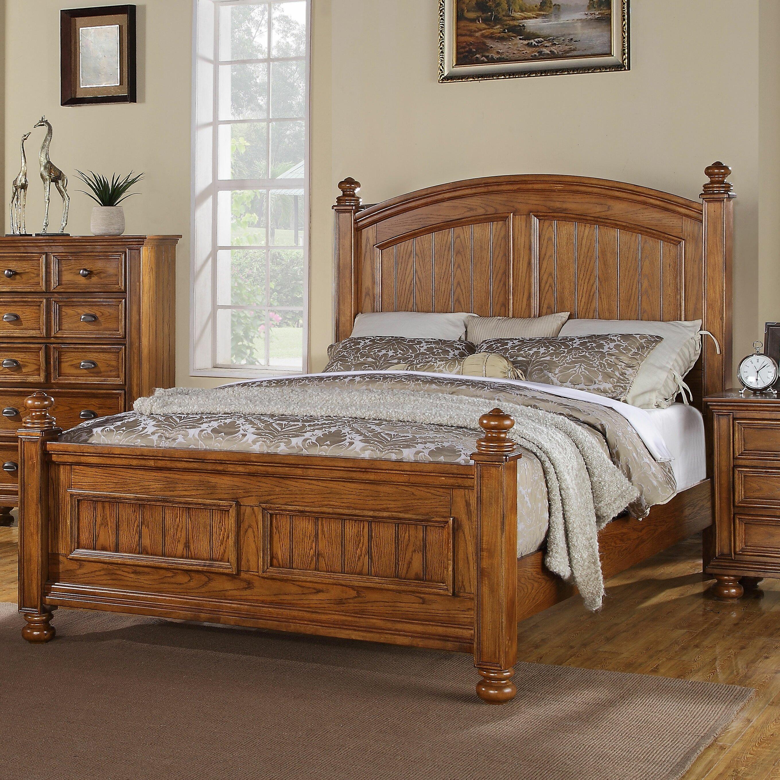 Winners Only, Inc. Newport Panel Bed & Reviews   Wayfair