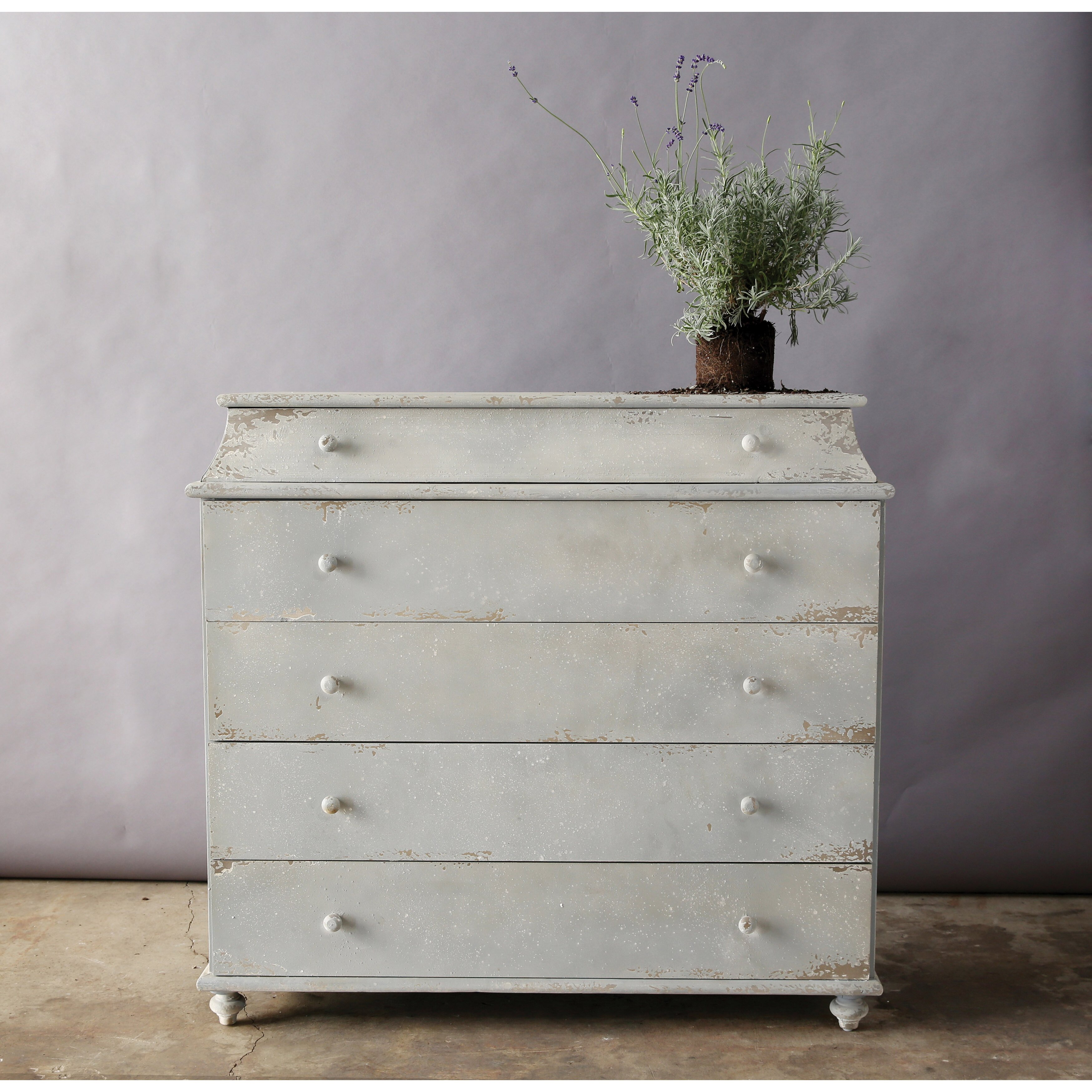 Ikea Off White Rug Release Date: Turn Of The Century 5 Drawer MDF Accent Cabinet