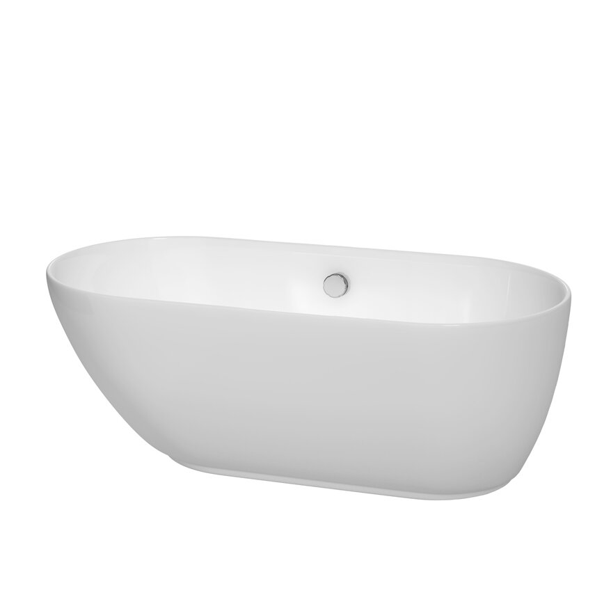 collection melissa 60 x 29 freestanding bathtub reviews