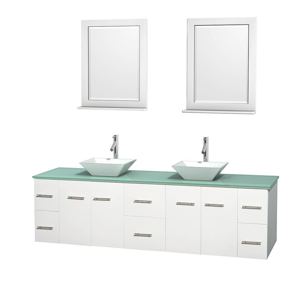 80 bathroom vanity