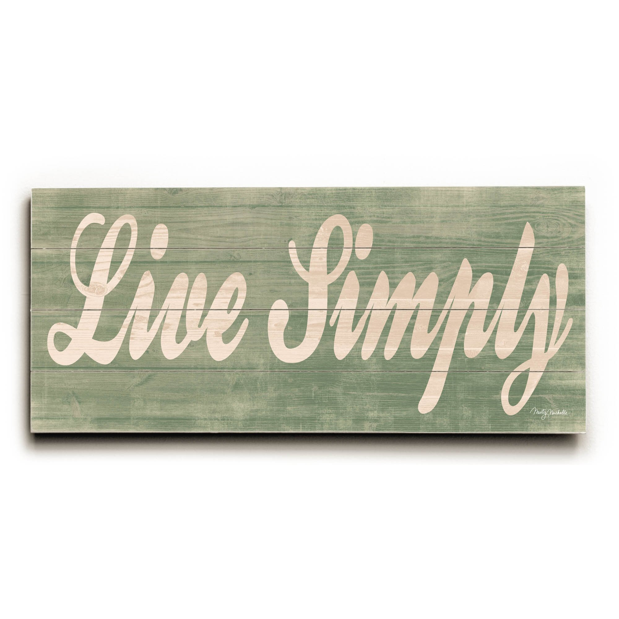 Live simply wall d cor for Live simply wall art
