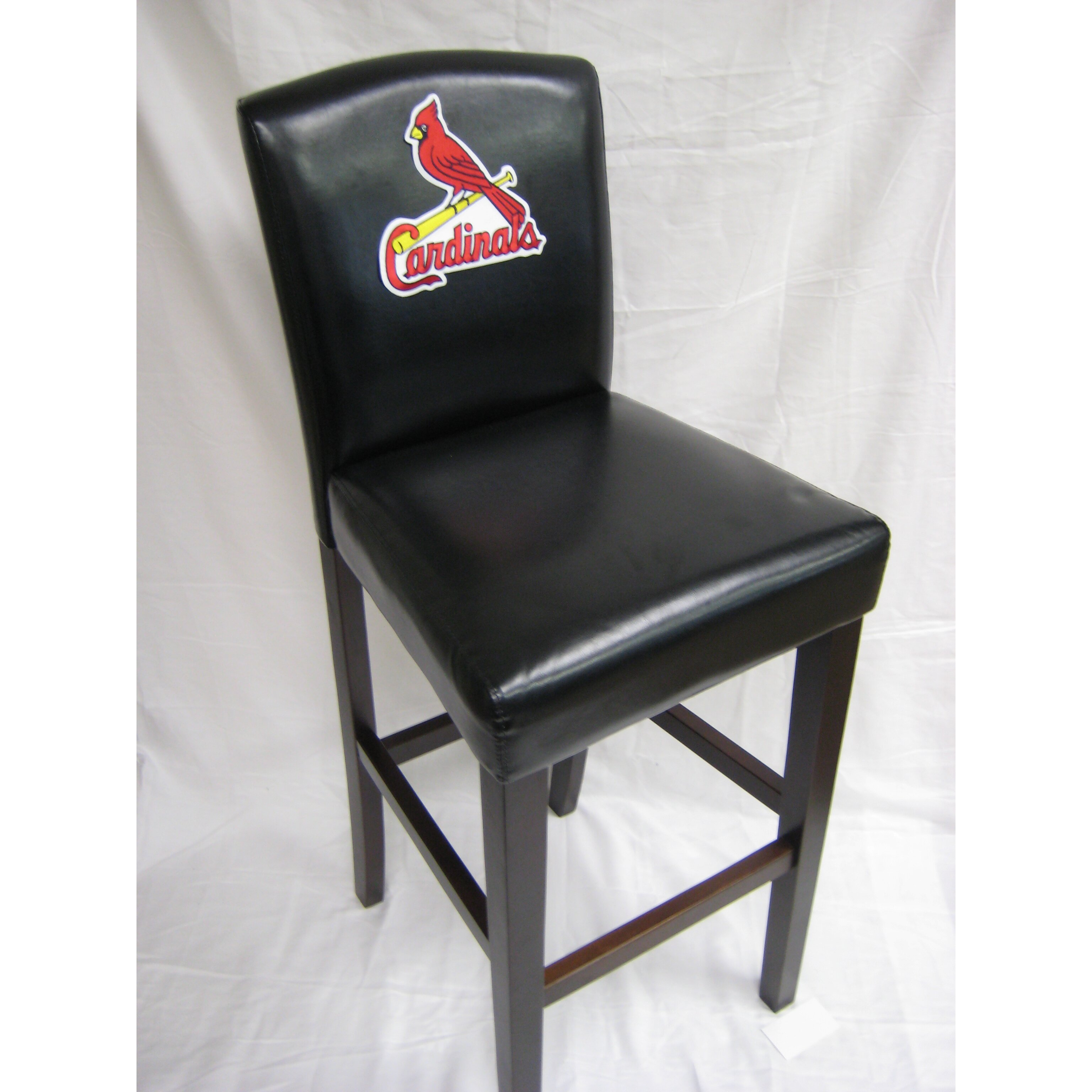 Imperial Mlb Bar Stool With Cushion Amp Reviews Wayfair Ca