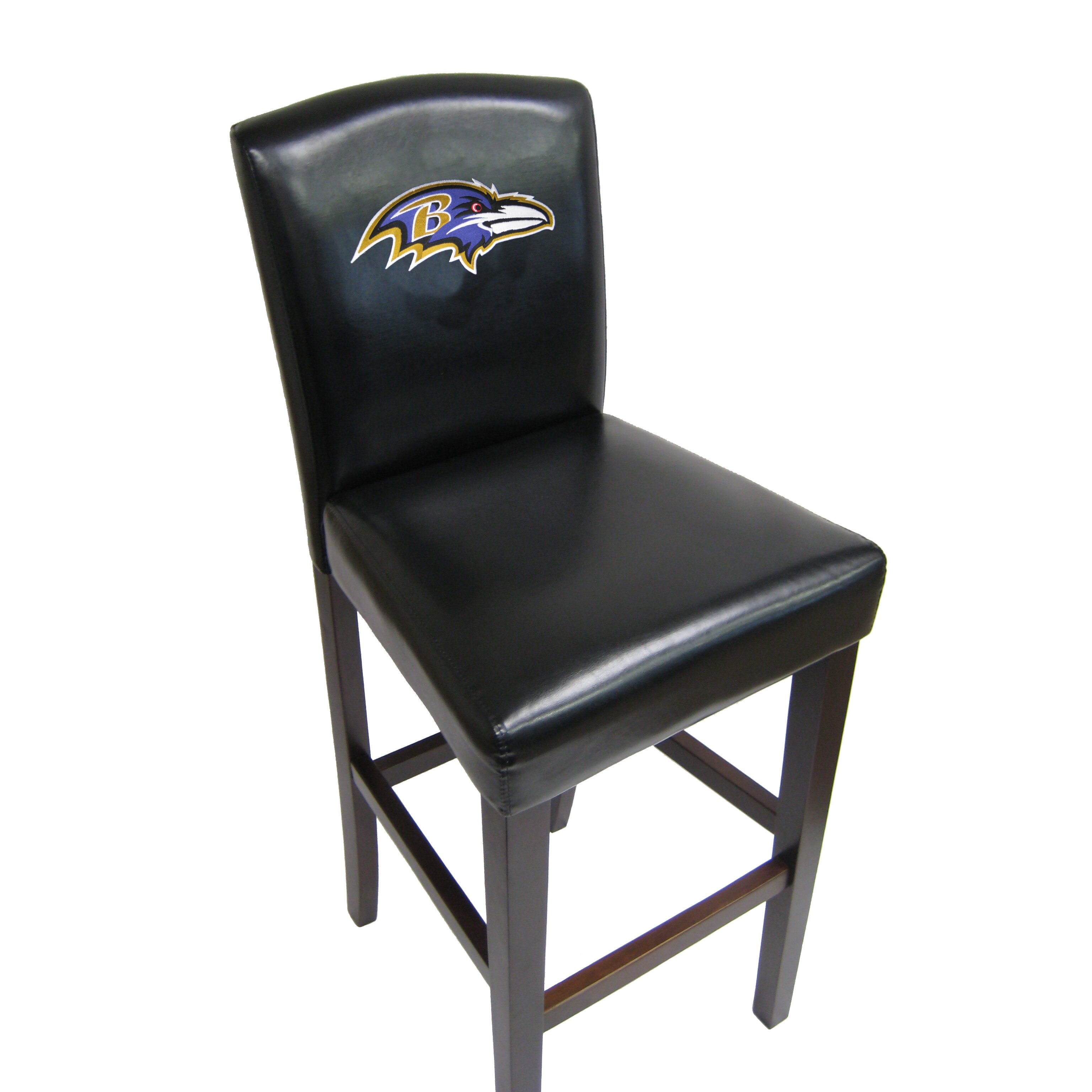 Imperial Nfl Bar Stool With Cushion Amp Reviews Wayfair Ca