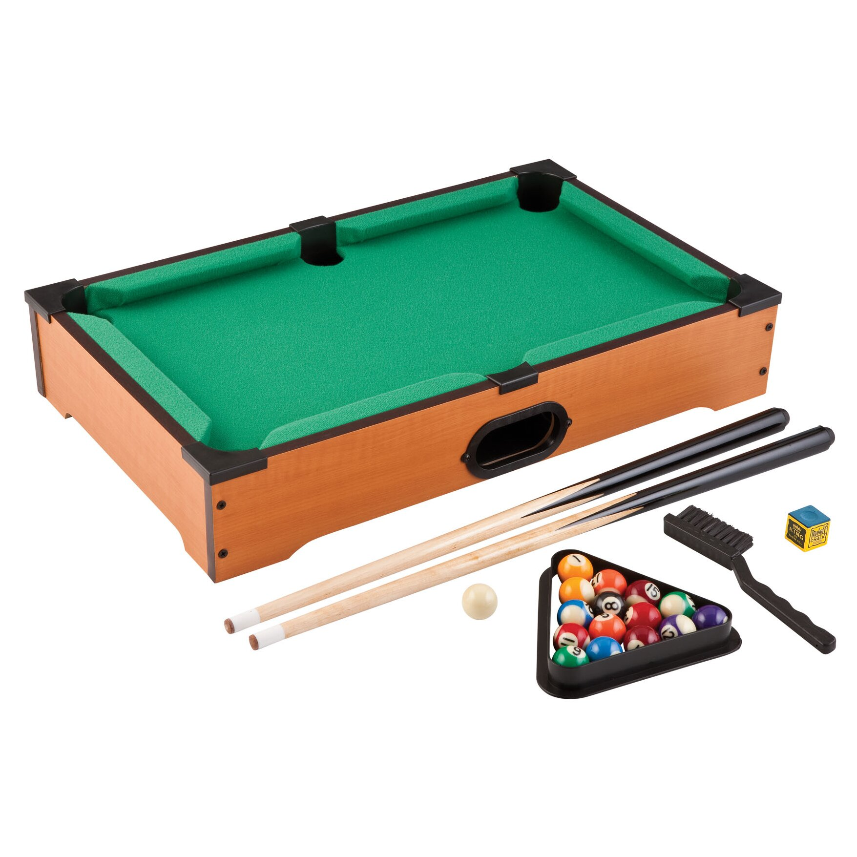 Products Main Street Classics 2 39 Table Top Pool Table Accessories
