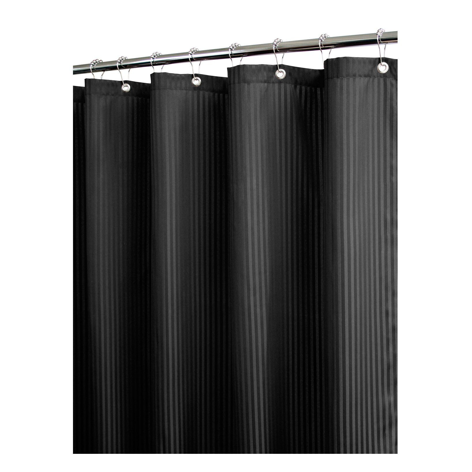 Watershed Shower Curtain Watershed Single Solution Zebra
