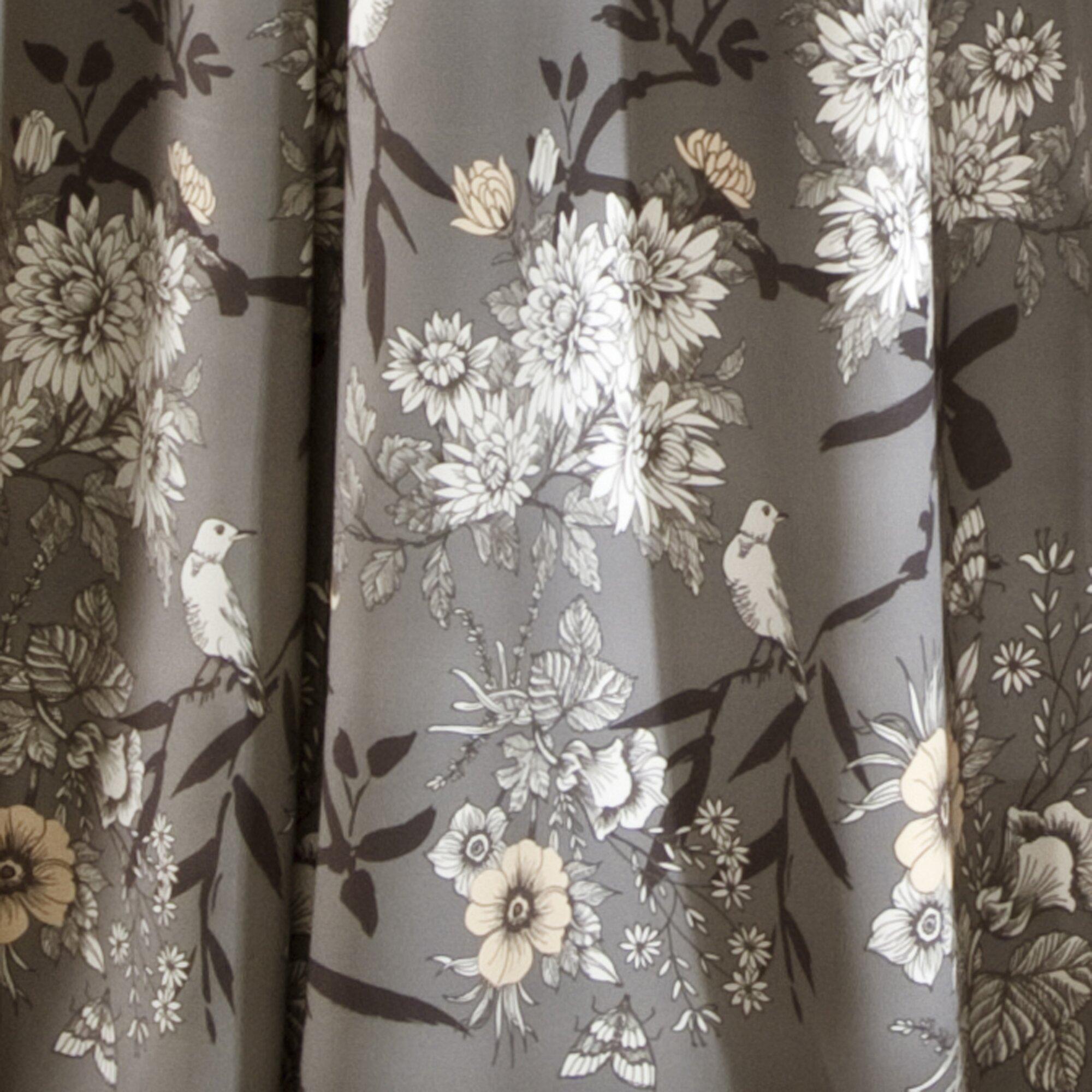 Lush Decor Botanical Garden Curtain Panel & Reviews