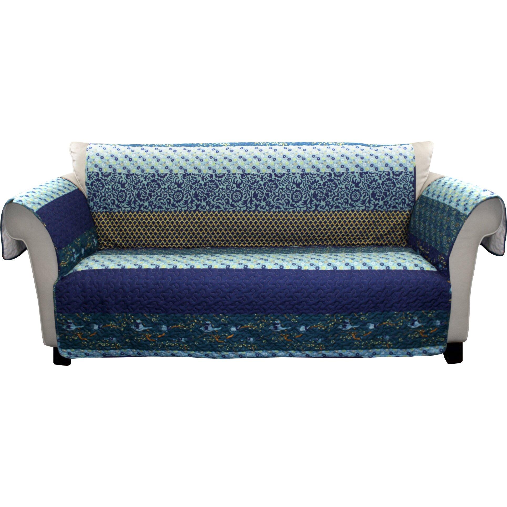 Lush Decor Royal Empire Sofa Furniture Protector & Reviews
