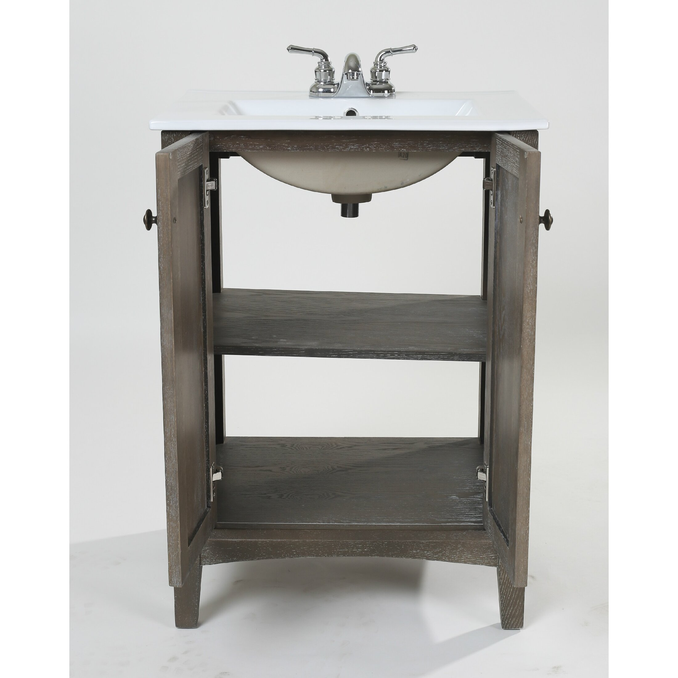 Original Tile Obsession Elegant Bathroom Vanity  COCOCOZY