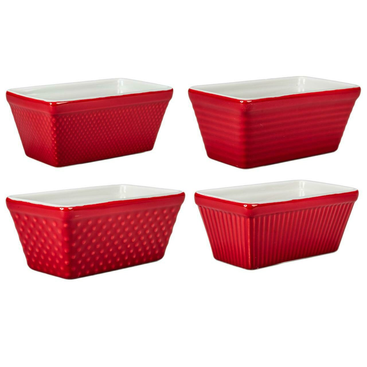 Piece Mini Loaf Pan Set by BIA Cordon Bleu