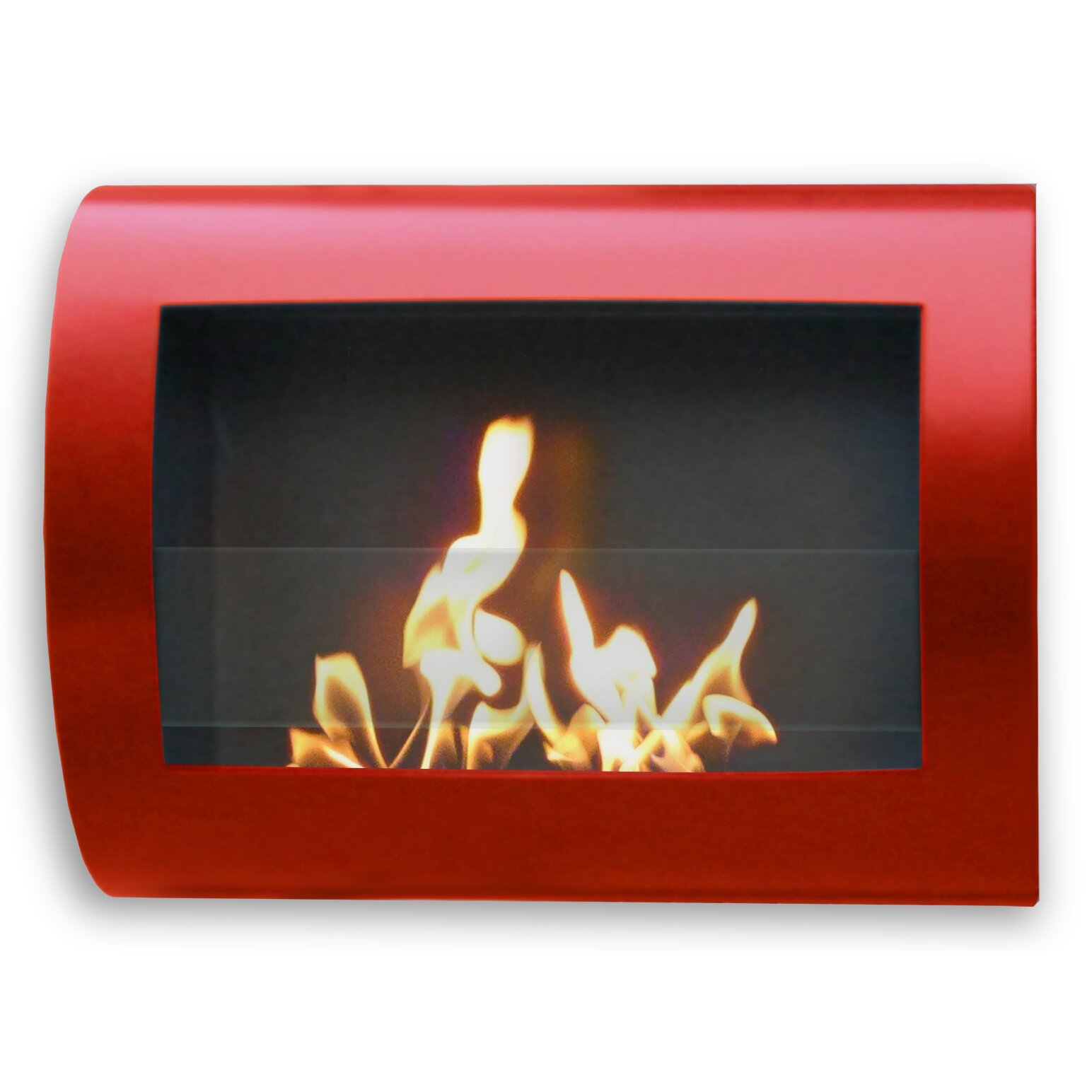 Anywhere Fireplaces Chelsea Wall Mount Bio Ethanol Fireplace Wayfair