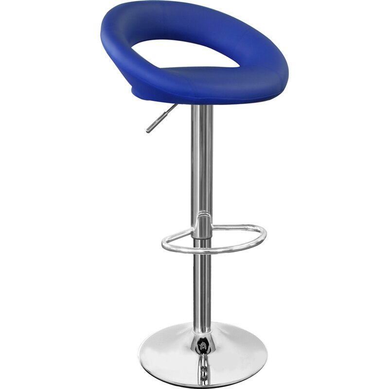 Lamboro Sorrento Swivel Adjustable Bar Stool amp Reviews  : Lamboro Sorrento Adjustable Bar Stool with Step from www.wayfair.co.uk size 800 x 800 jpeg 38kB