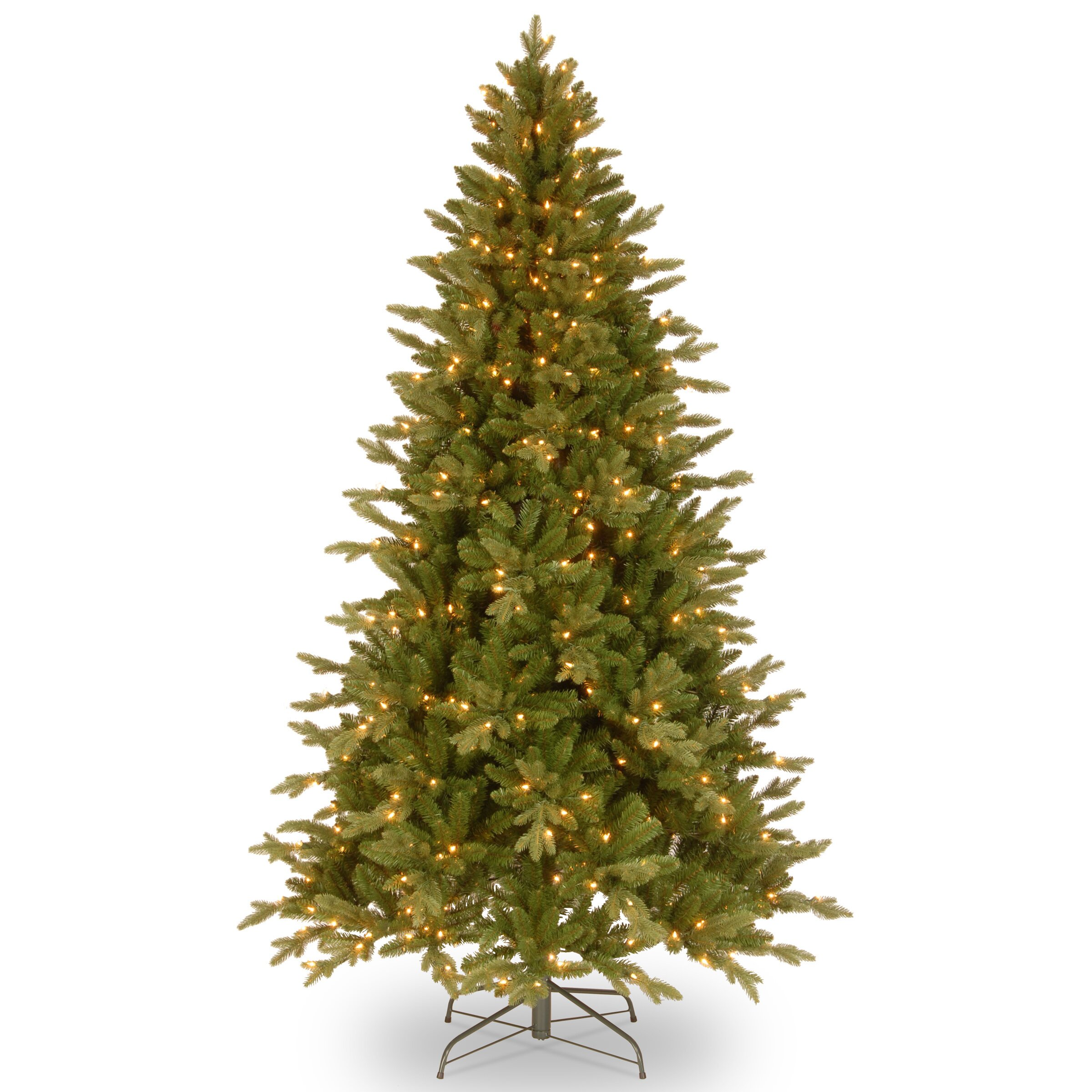 National Tree Co. Avalon 7.5' Green Spruce Artificial ...