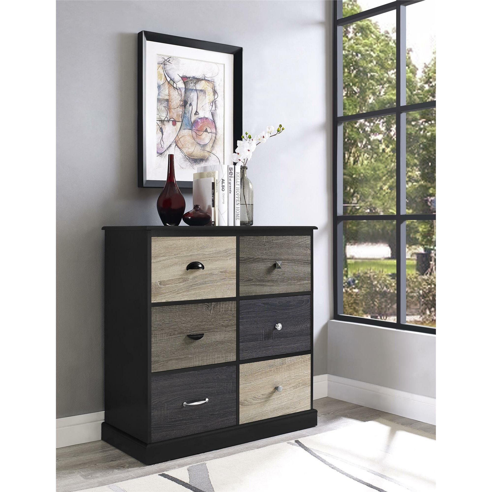 altra blackburn 6 cube storage unit reviews wayfair. Black Bedroom Furniture Sets. Home Design Ideas