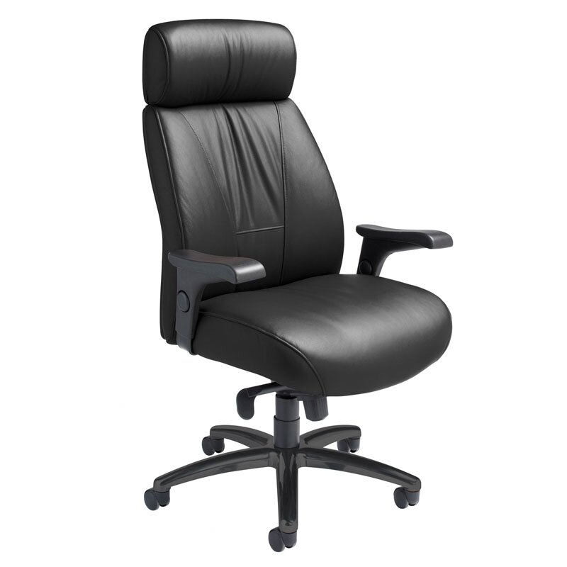 High-Back Presider Executive Chair by Nightingale Chairs