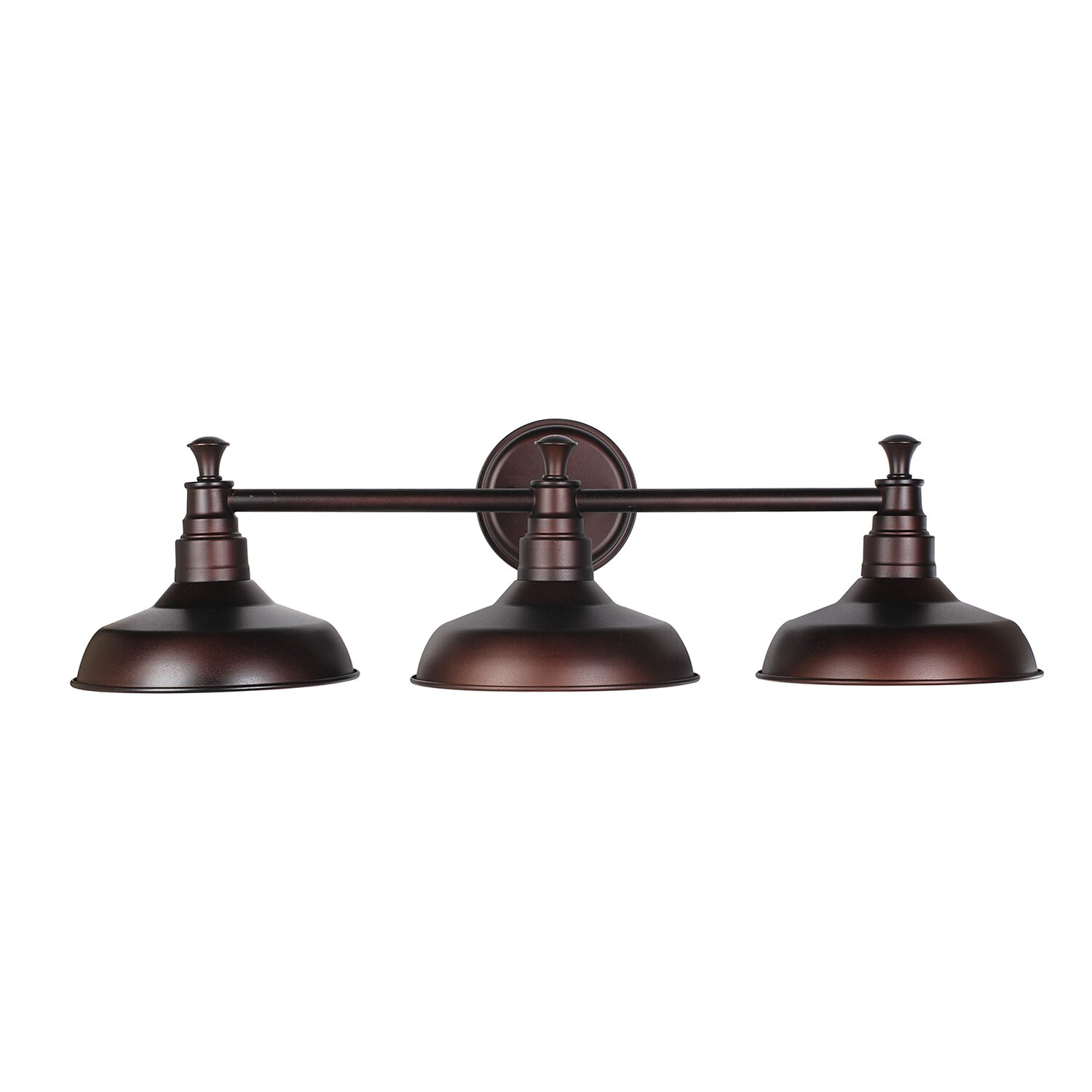 Design House Kimball 3 Light Bath Vanity Lights & Reviews | Wayfair