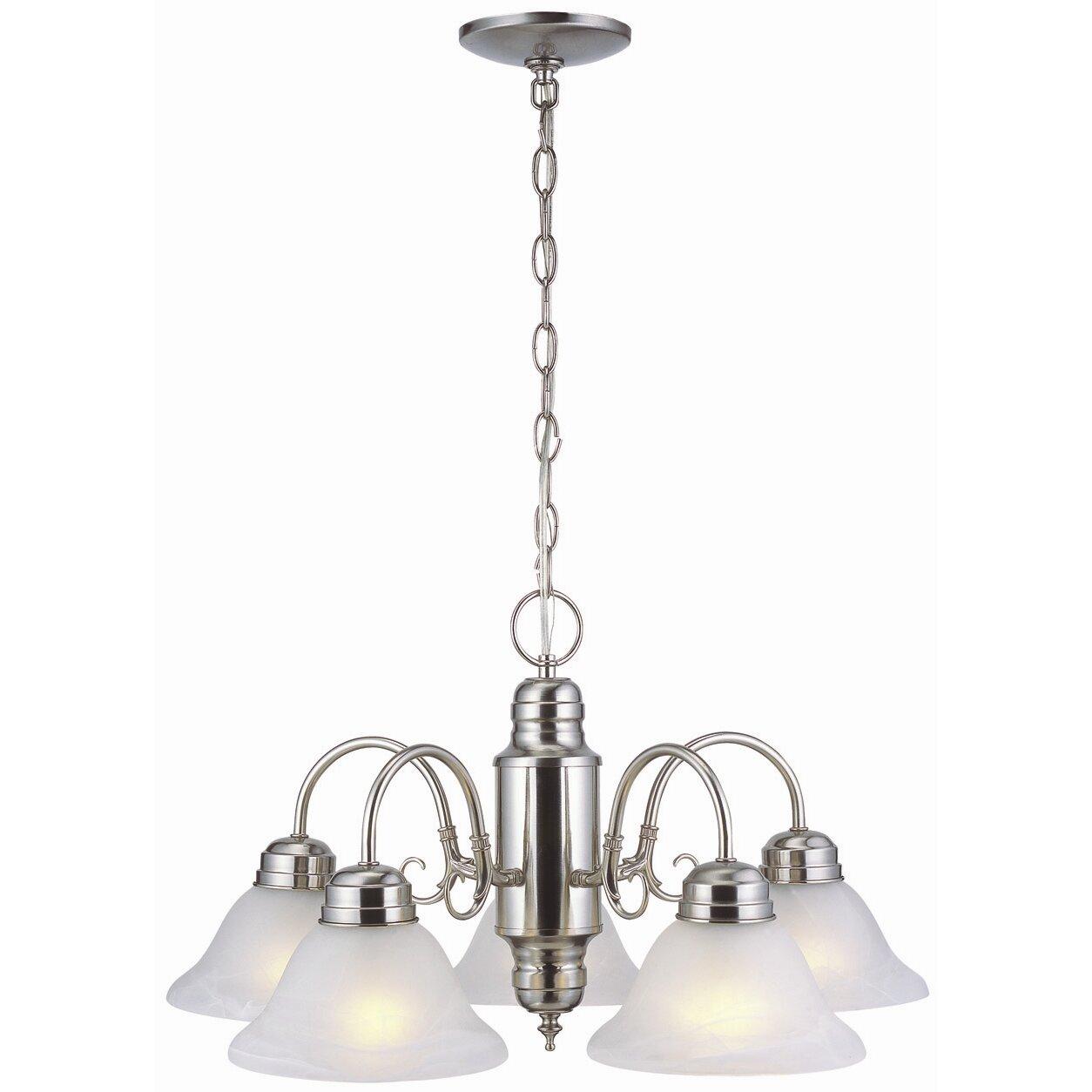 Ikuzo Lighting: Millbridge 5 Light Chandelier