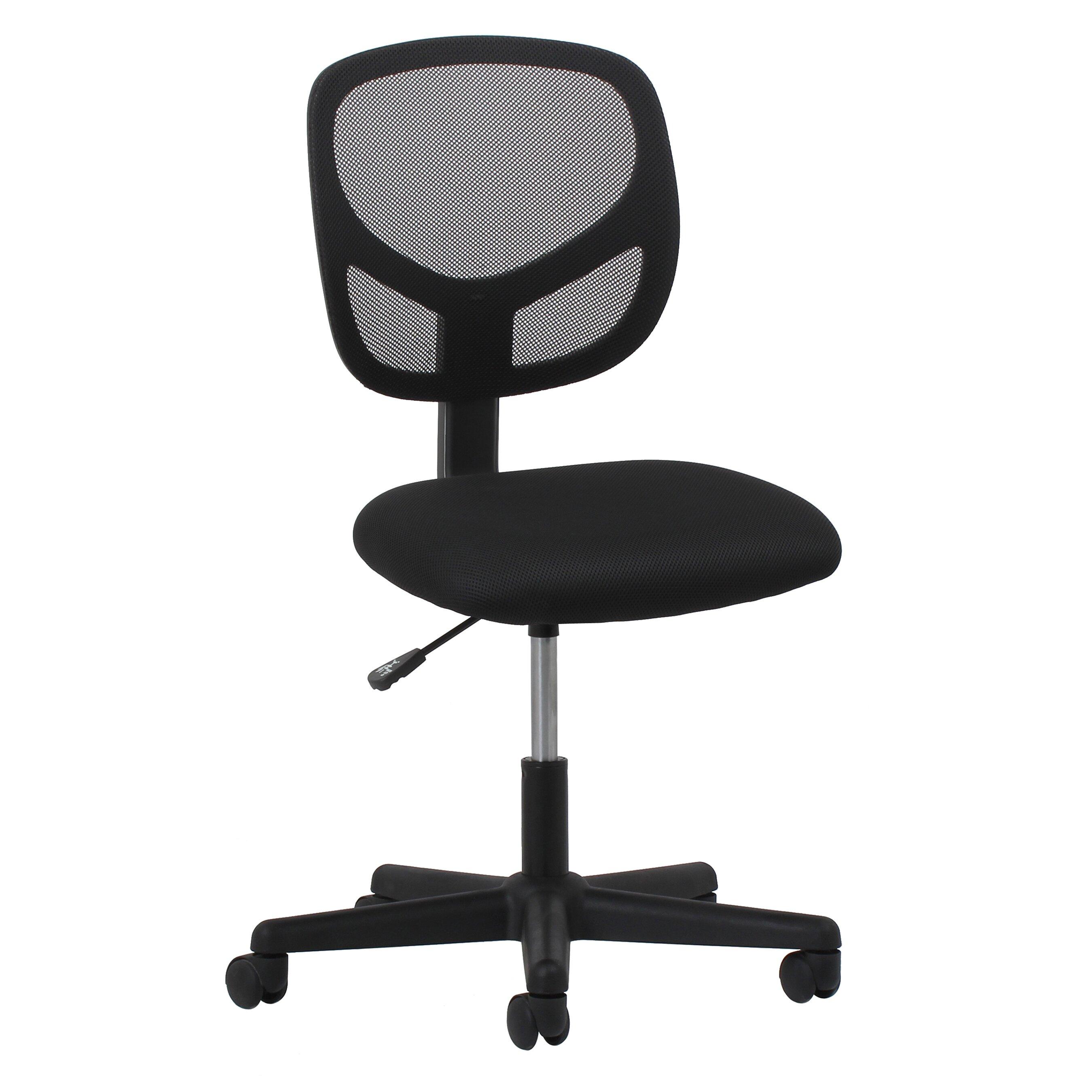 ofm essentials mid back mesh desk chair reviews wayfair. Black Bedroom Furniture Sets. Home Design Ideas