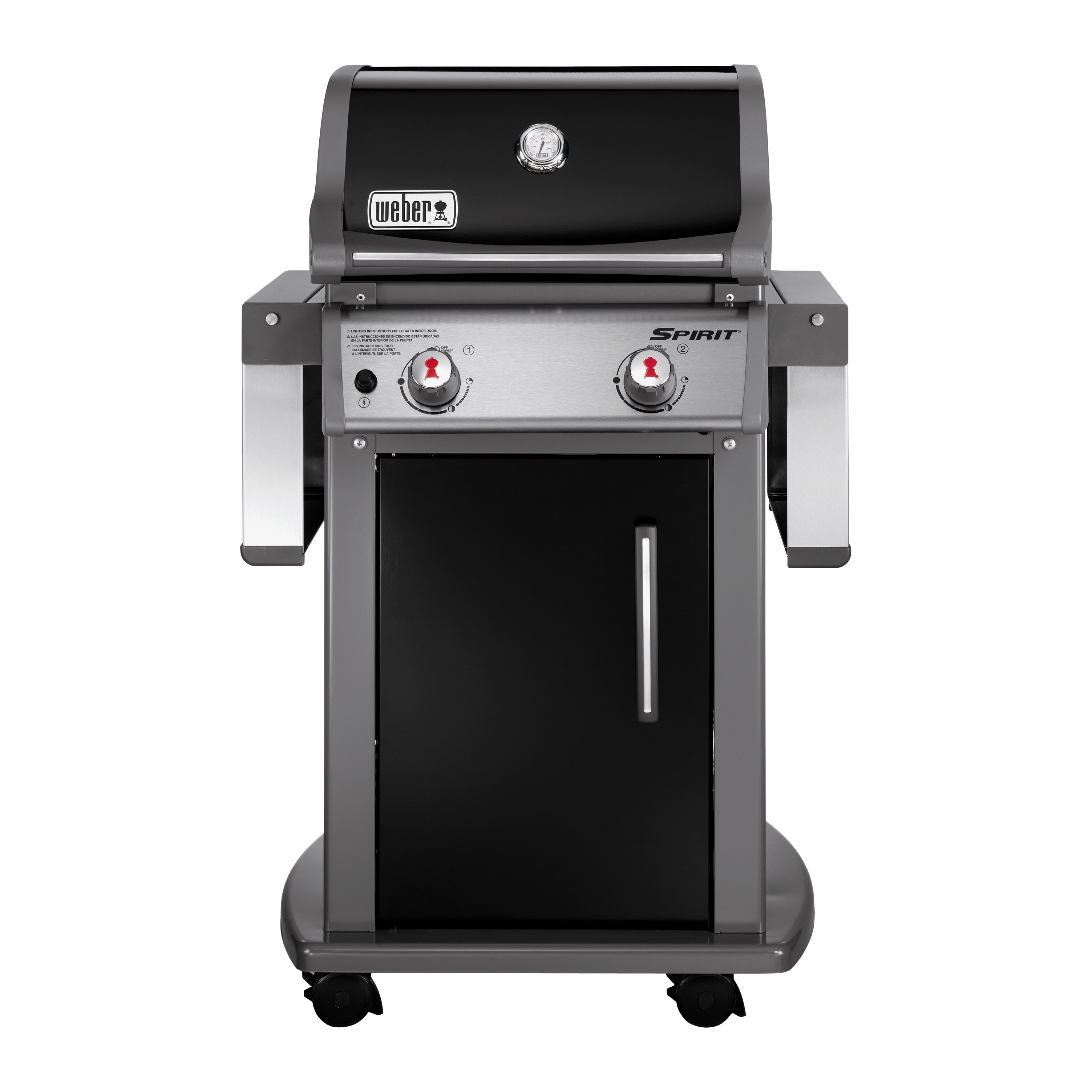 weber spirit e 210 lp gas grill allmodern. Black Bedroom Furniture Sets. Home Design Ideas