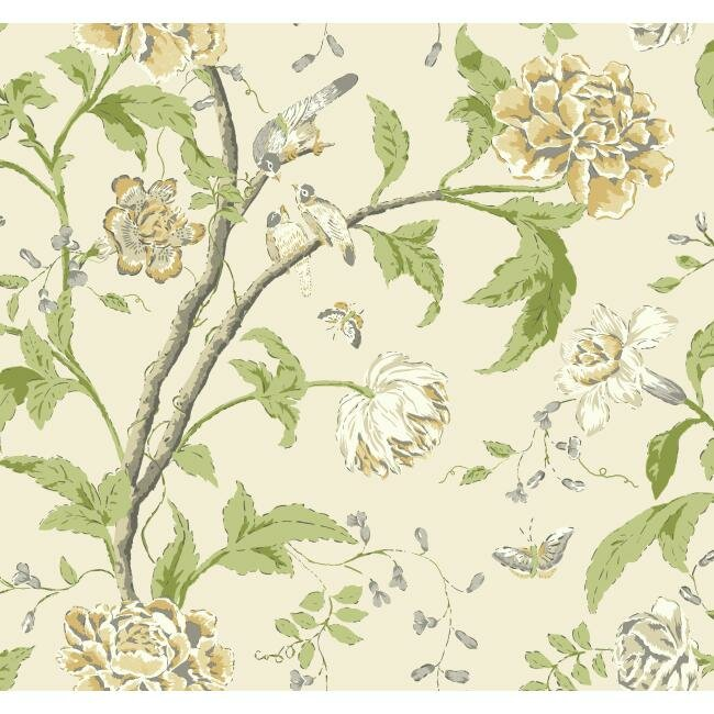 carey lind vibe teahouse removable 27 39 x 27 floral