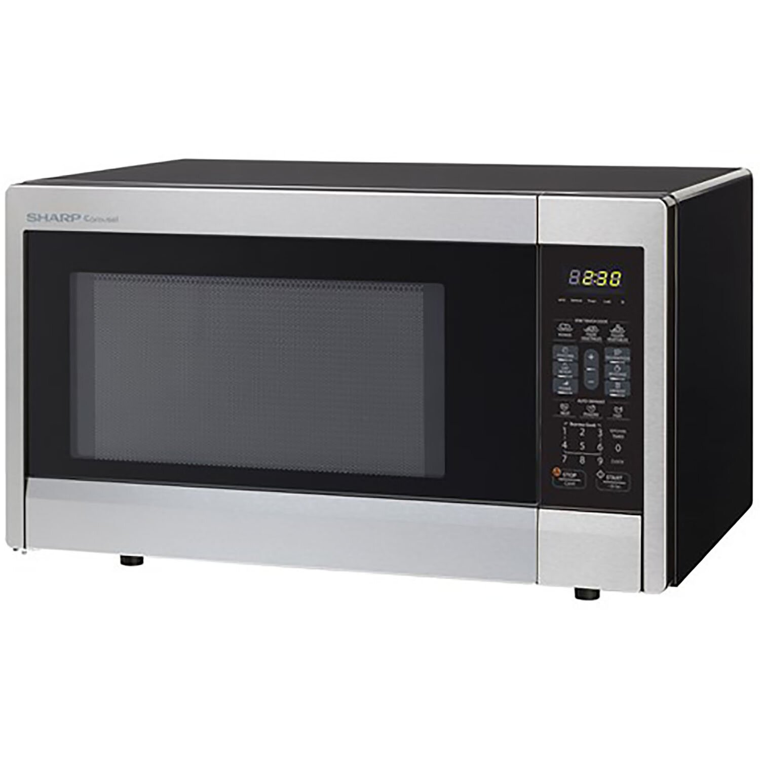 Countertop Microwave Sharp : Cu. Ft. 1000W Countertop Microwave by Sharp
