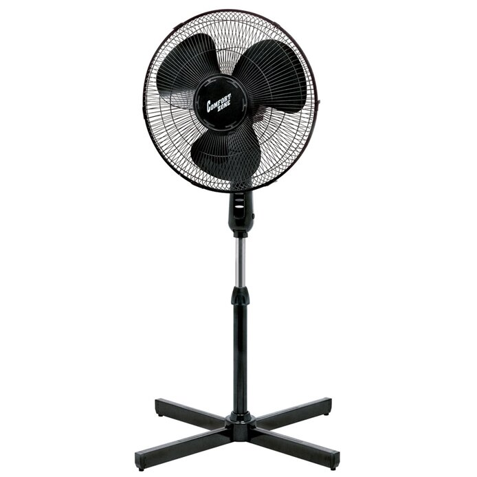 Home Fans On A Stand : Home design oscillating stand fan and style