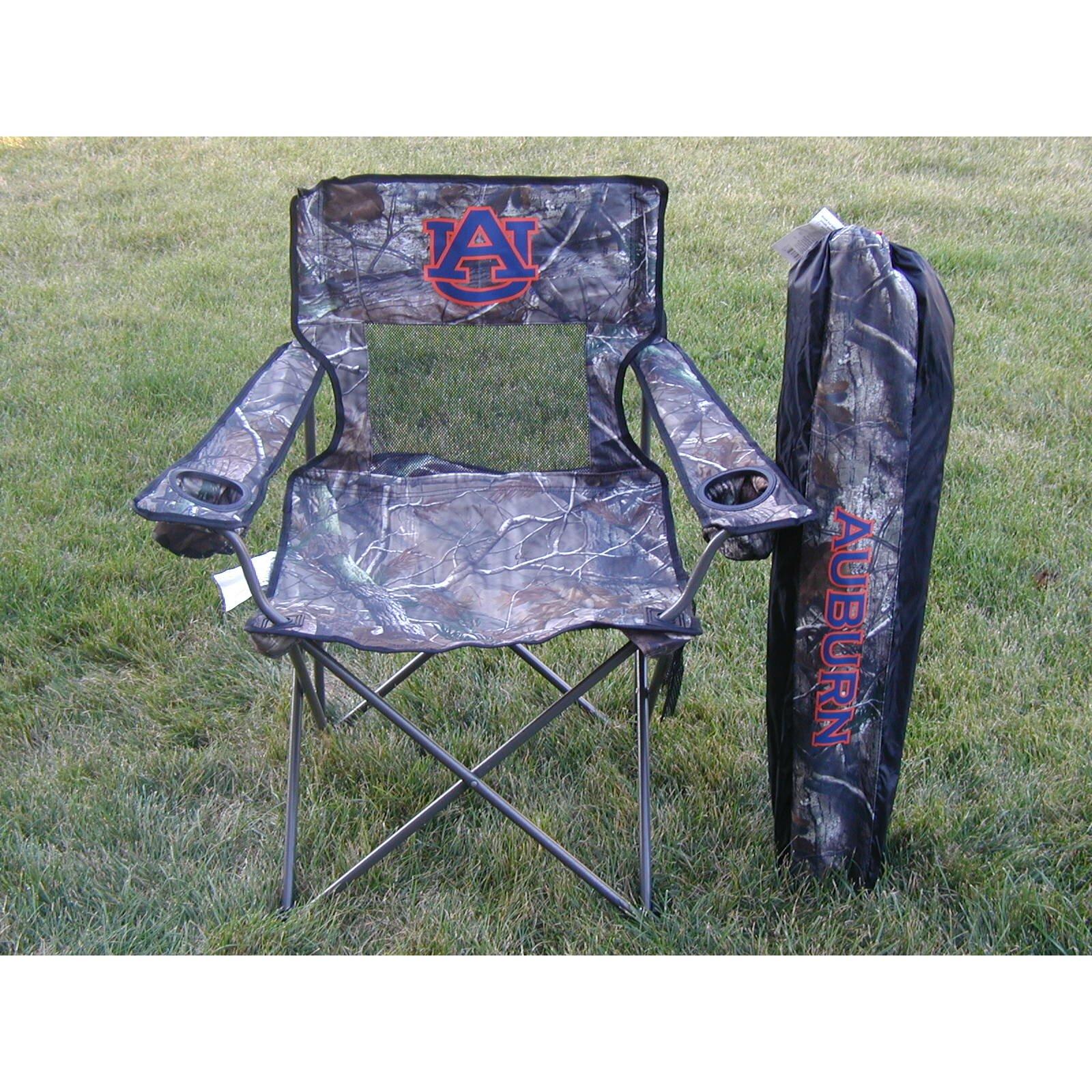 Ncaa Realtree Camo Chair Wayfair