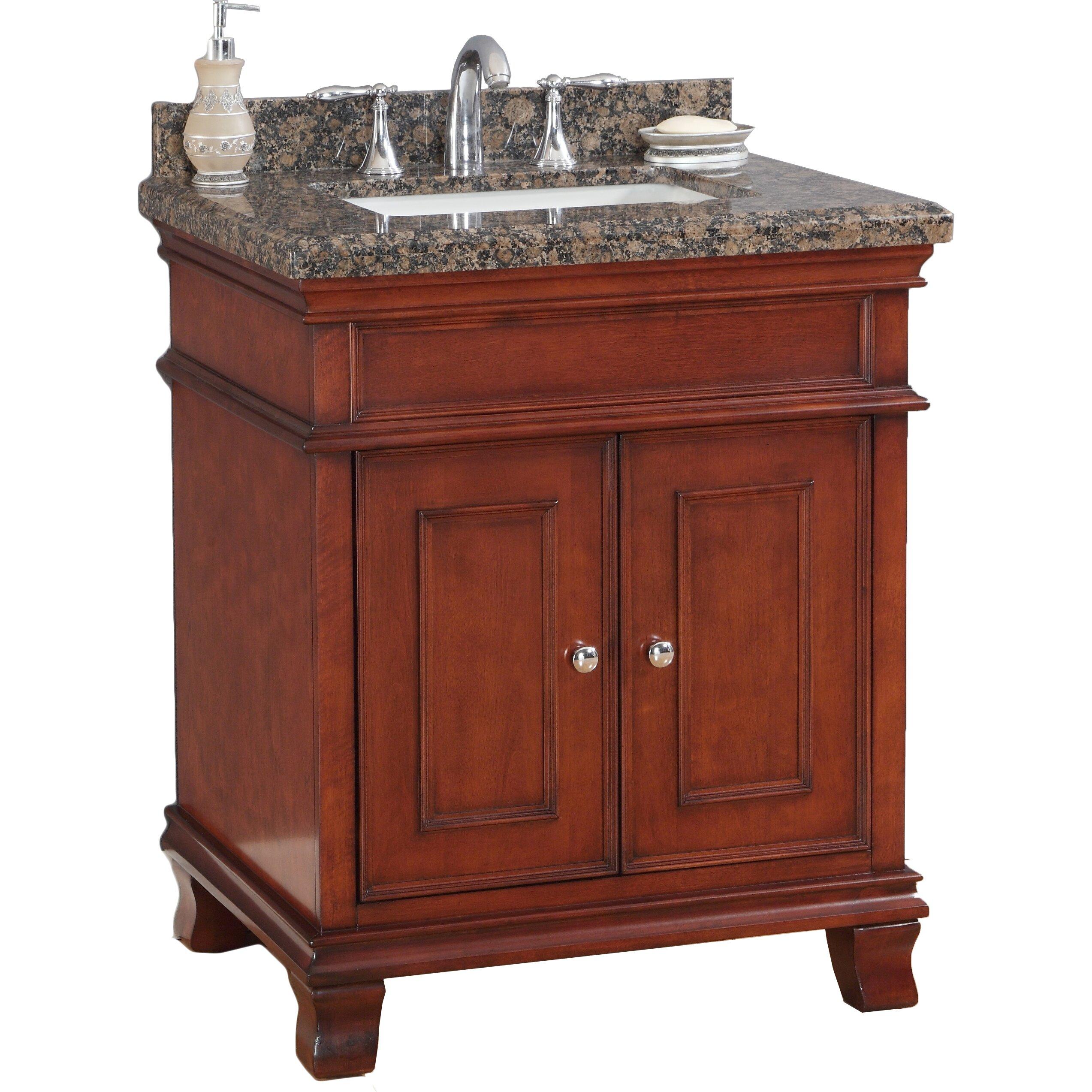 """Middleton 28"""" Single Bath Vanity Set"""