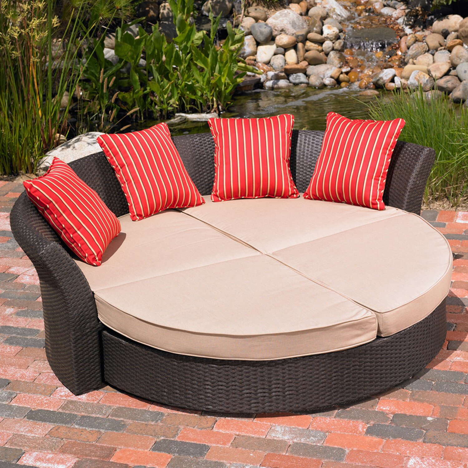 Mission hills corinth daybed reviews wayfair for Decoration list mhw