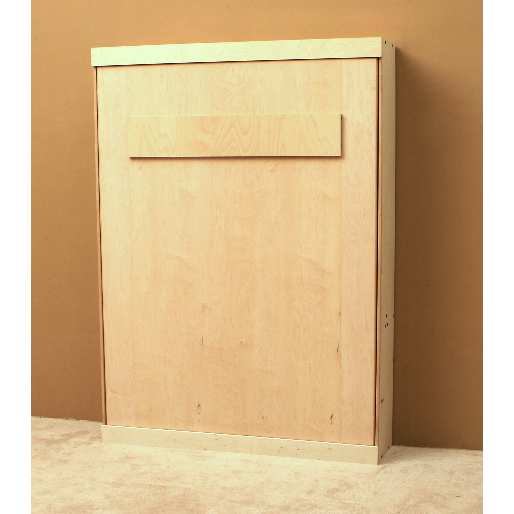Wallbeds Paint Grade Murphy Bed & Reviews  Wayfair
