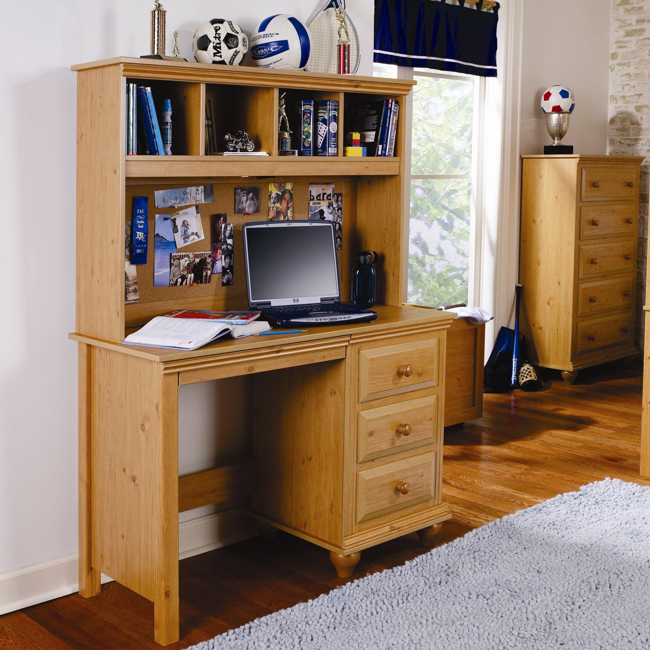 Lang Furniture Madison Computer Desk Amp Reviews Wayfair