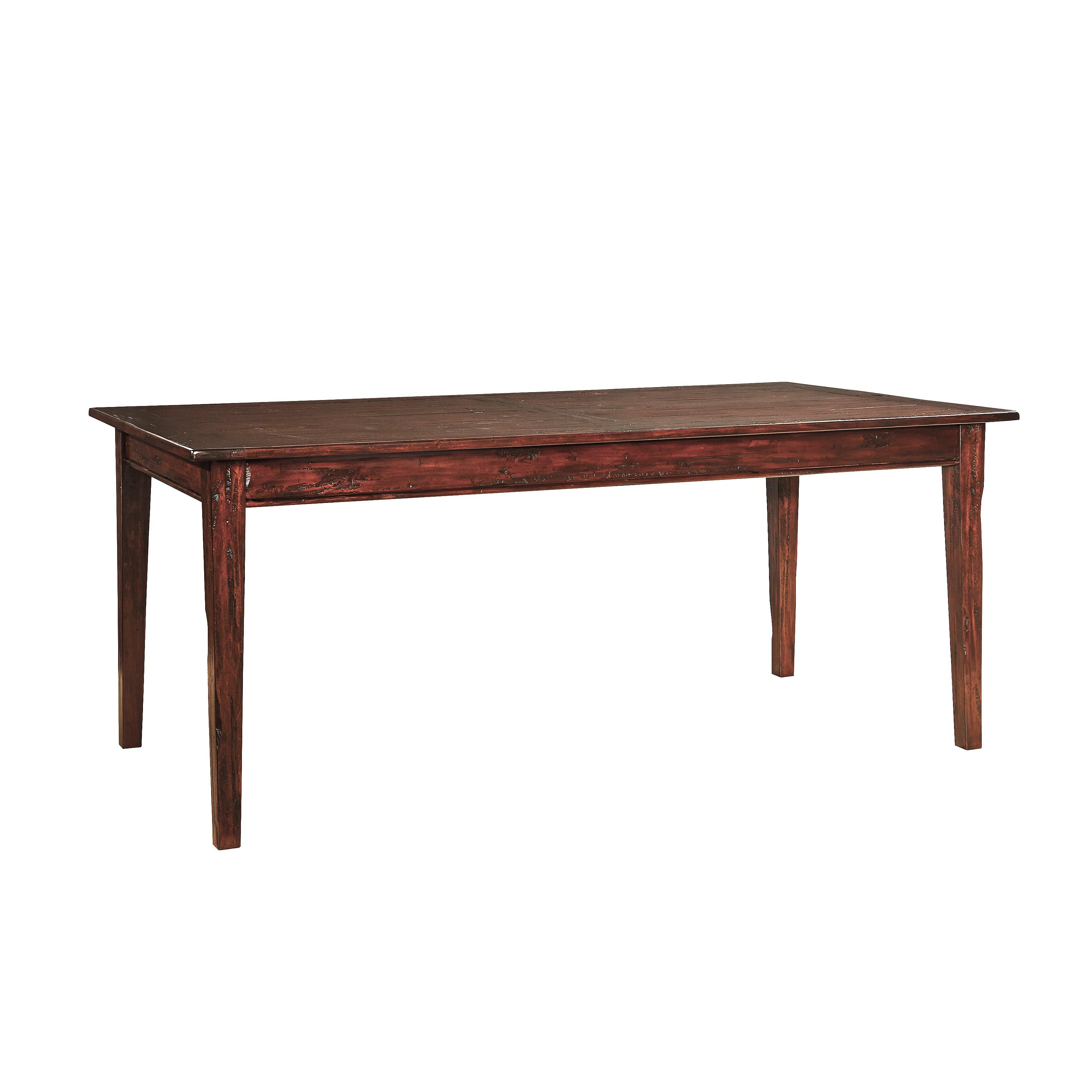 Furniture Classics Ltd Hand Planed Dining Table Allmodern
