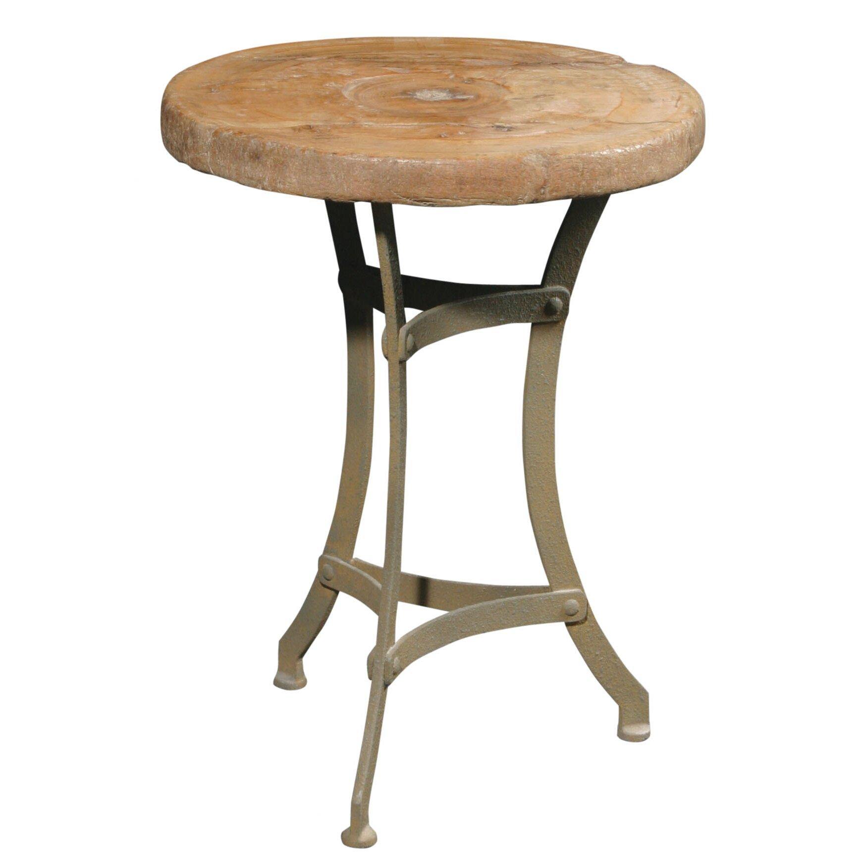Tripod End Table