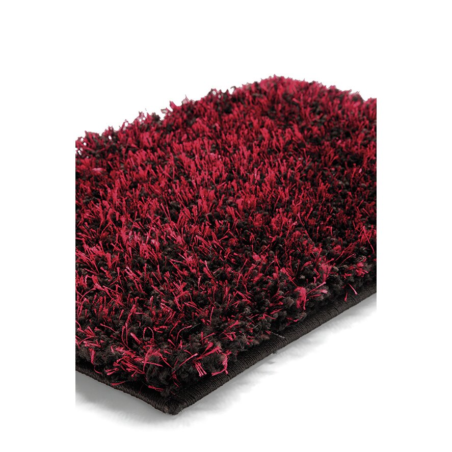 teppich cosy glamour in rot von esprit. Black Bedroom Furniture Sets. Home Design Ideas