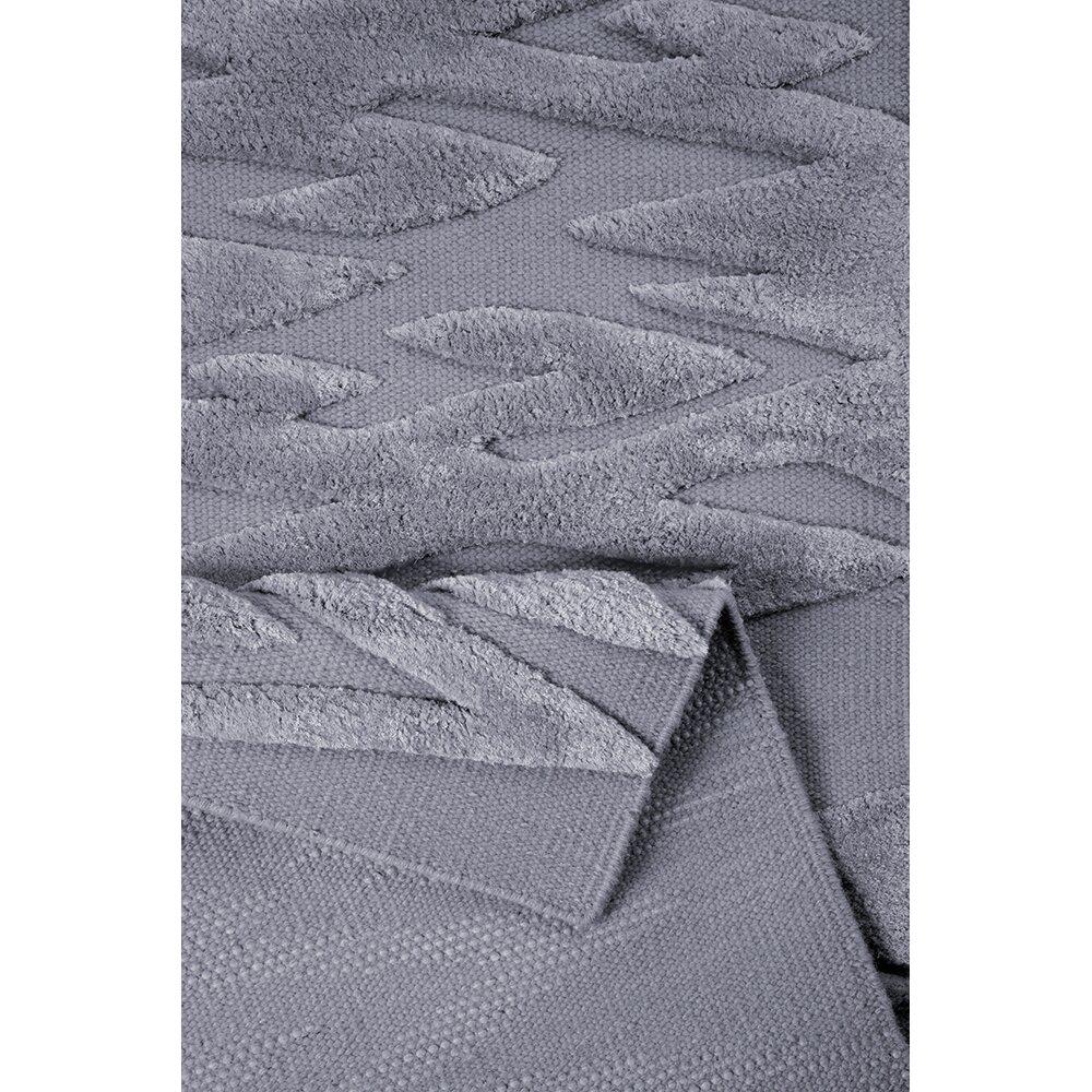 handgewebter teppich dune in grau von esprit. Black Bedroom Furniture Sets. Home Design Ideas