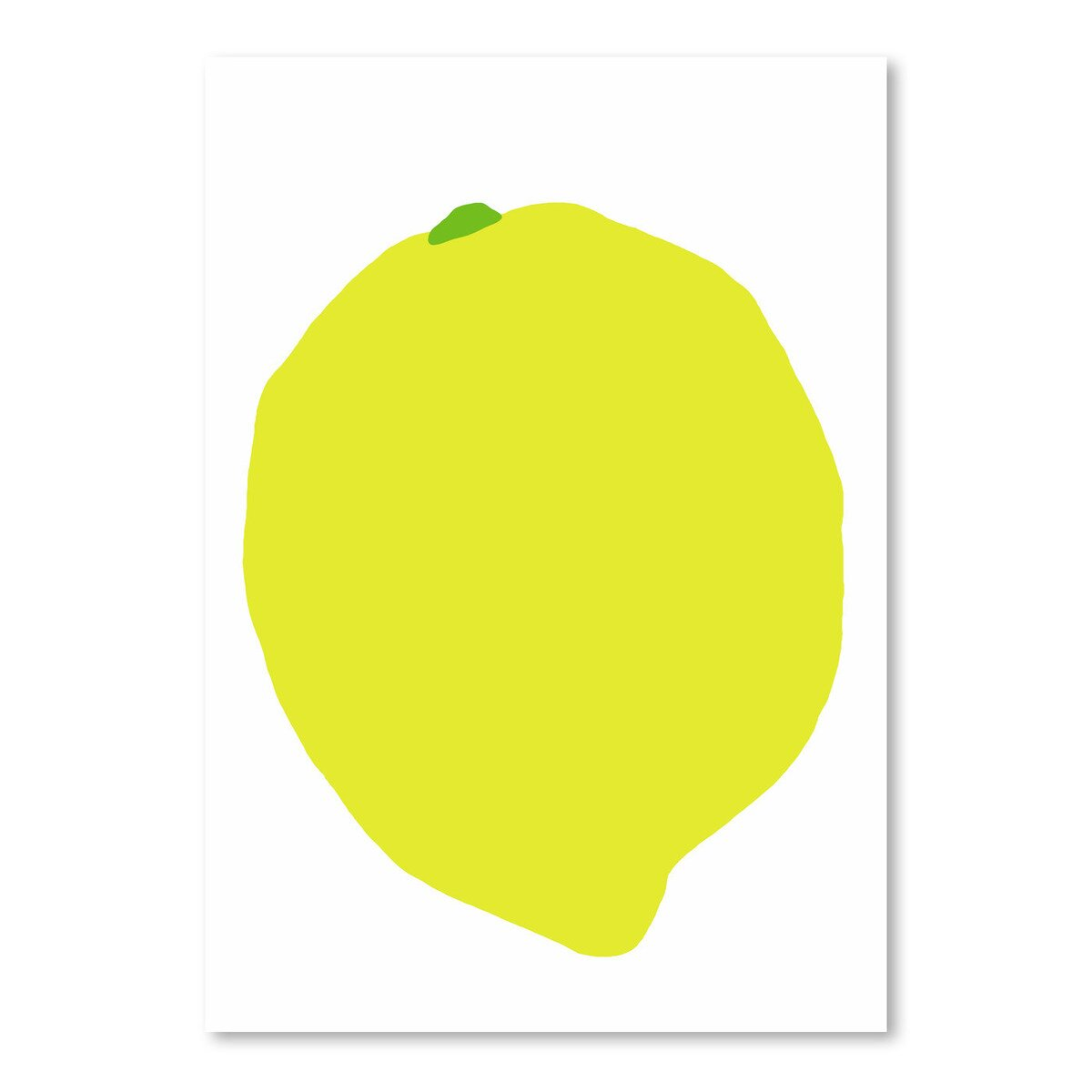 Lemon By Jorey Hurley Graphic Art Wayfair Ca