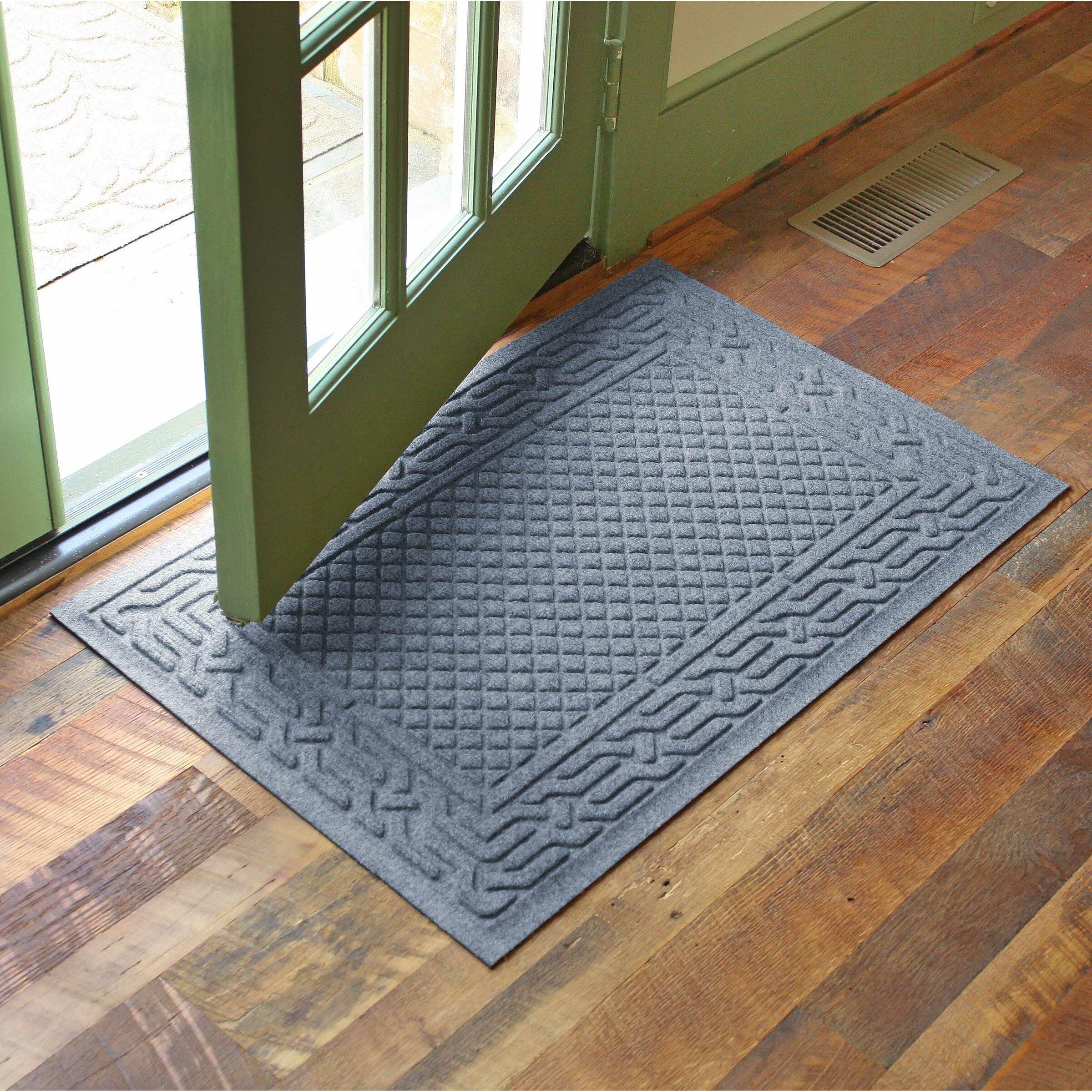 Bungalow Flooring Aqua Shield Acropolis Doormat & Reviews