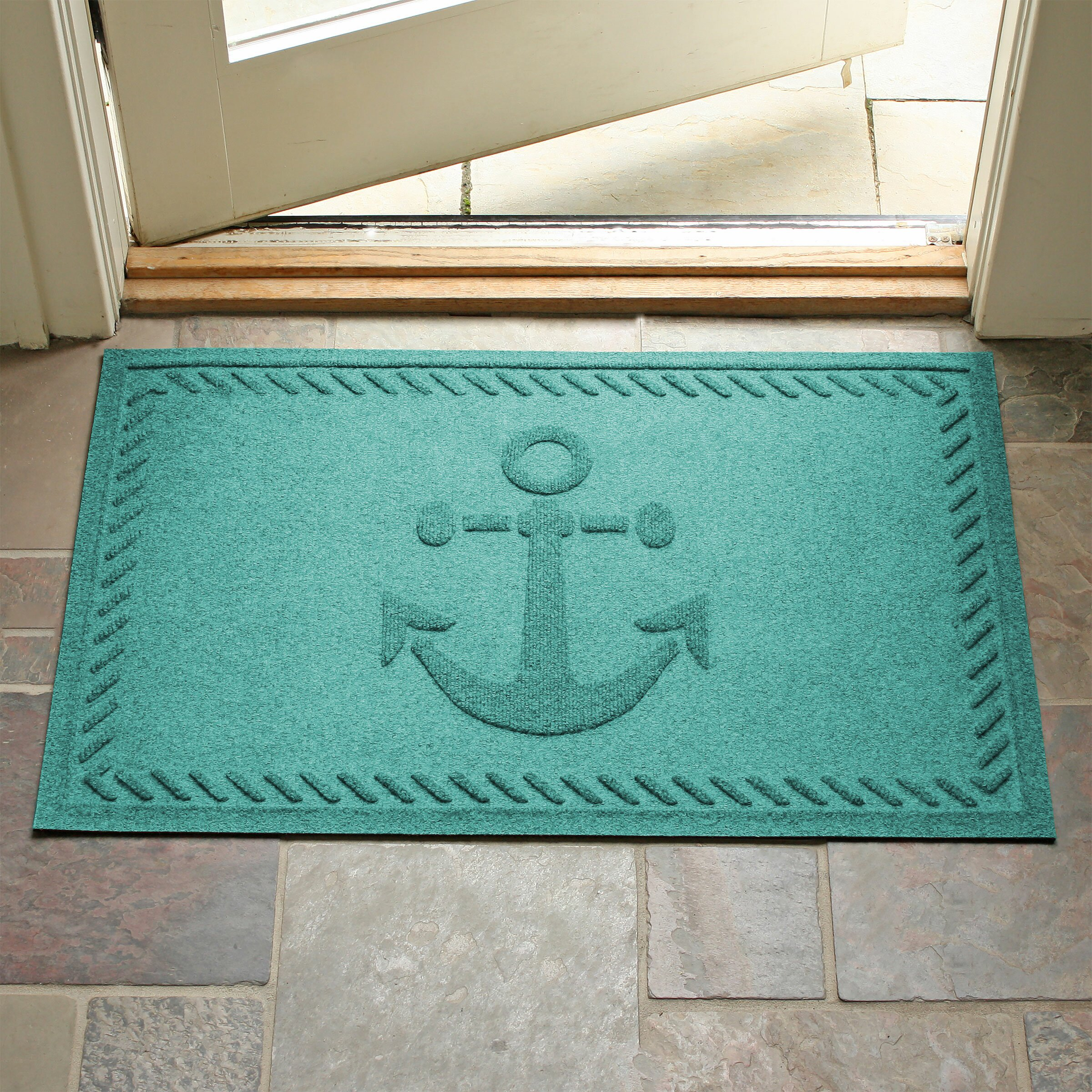 Aqua Shield Ship's Anchor Doormat