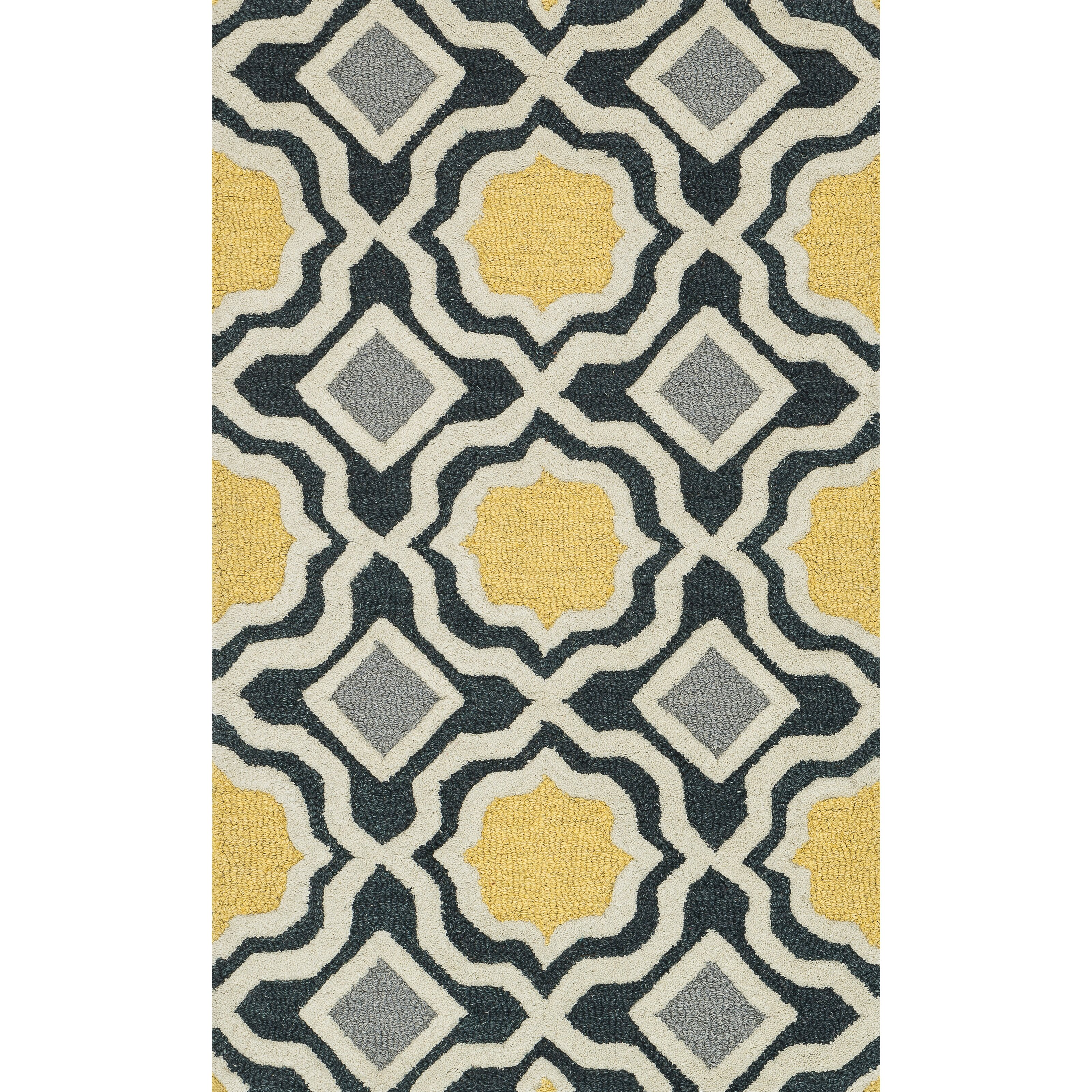 Loloi Rugs Weston Charcoal/Gold Rug & Reviews