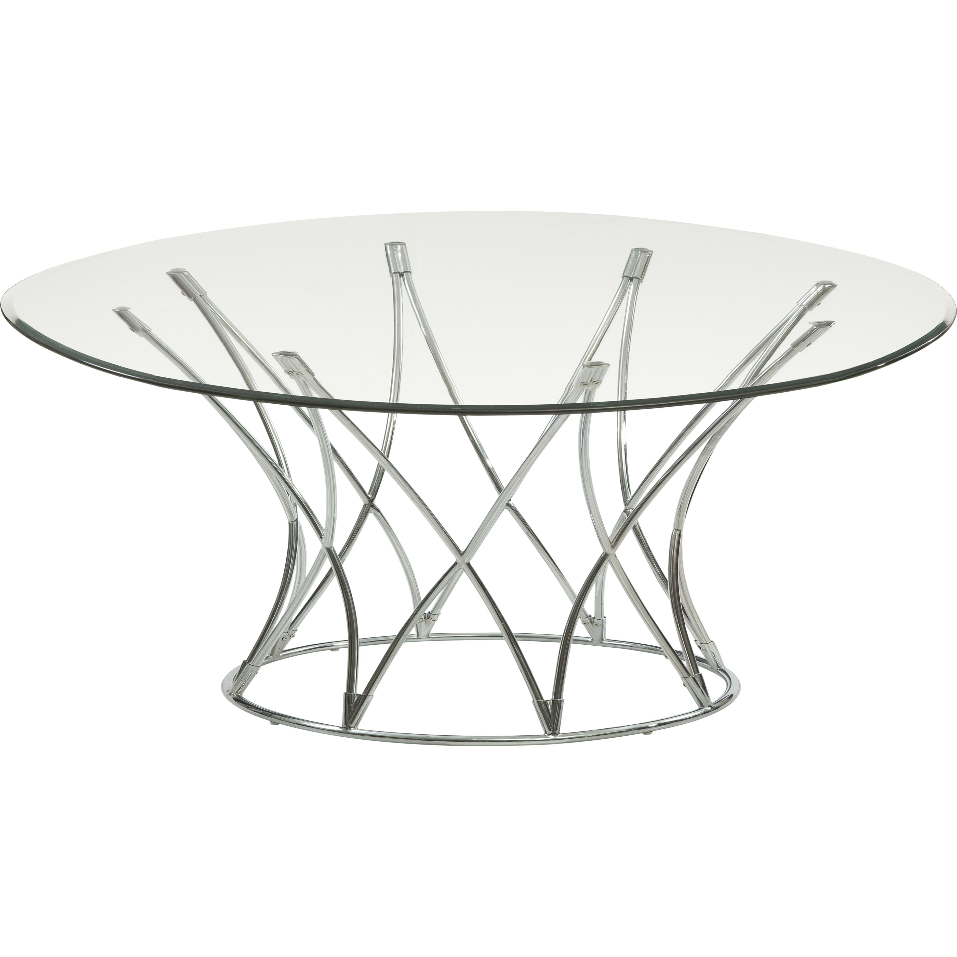 Bassett Mirror Mercer Coffee Table & Reviews