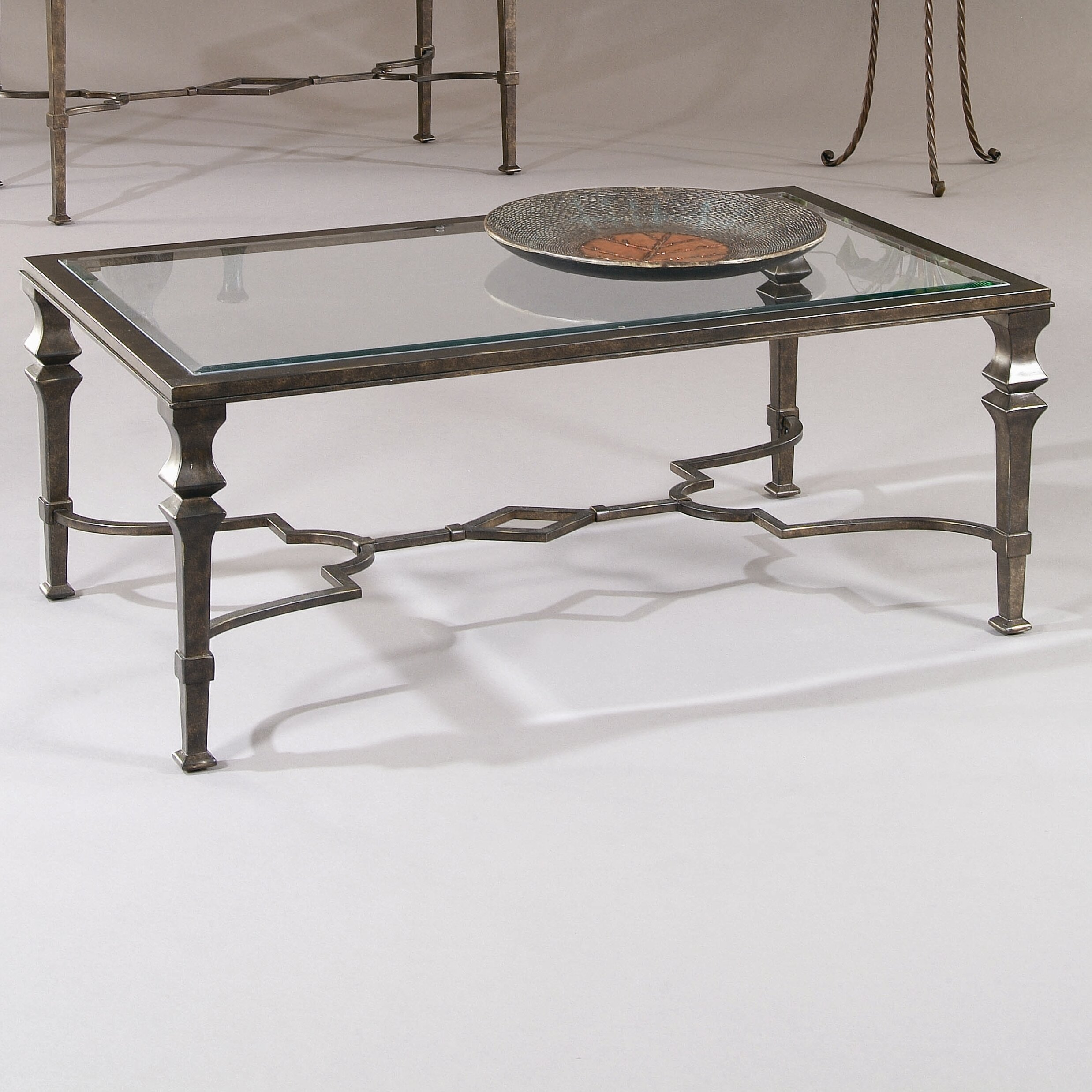 bassett mirror lido coffee table reviews wayfair. Black Bedroom Furniture Sets. Home Design Ideas