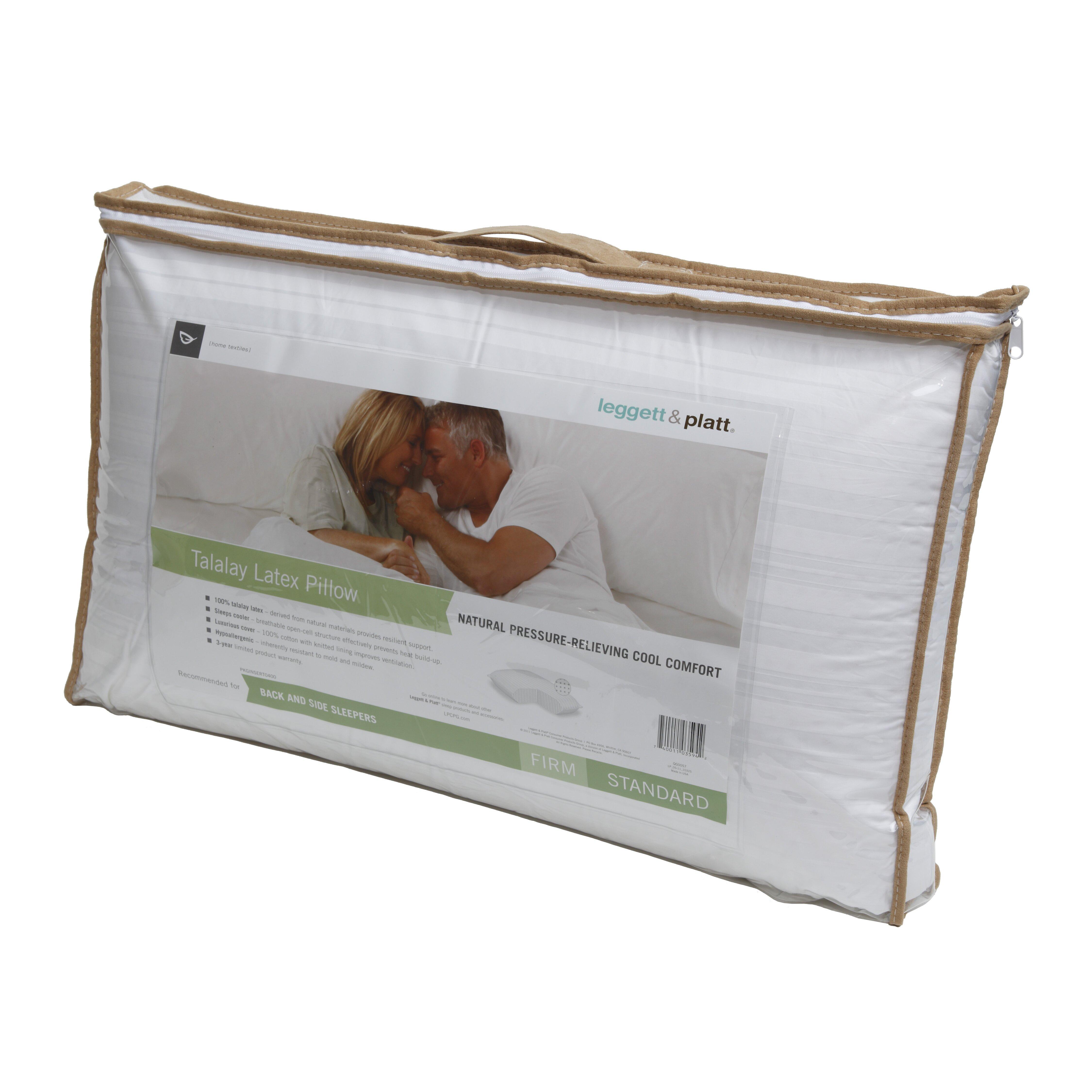 Firm Latex Foam Pillow 74