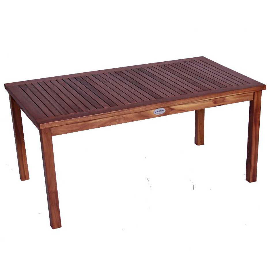 Classic Kids Teak Coffee Table