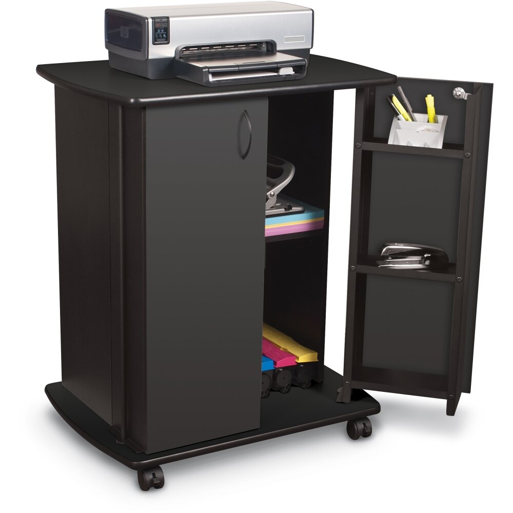 Mobile Printer Stand Wayfair : Balt 355 Refreshment Utility Cart 27666 from www.wayfair.com size 1000 x 1000 jpeg 93kB
