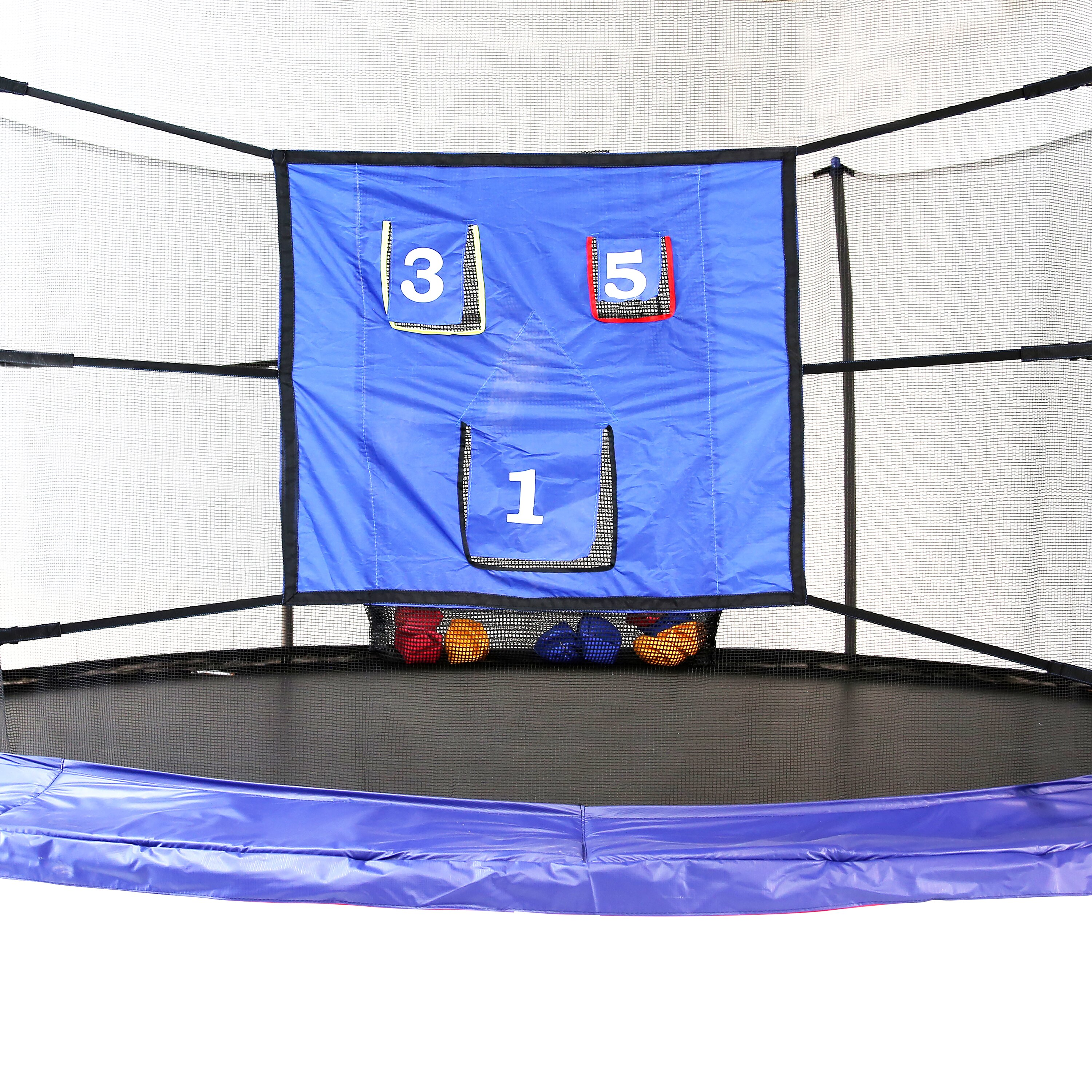 Trampoline Toss Game Accessory Kit