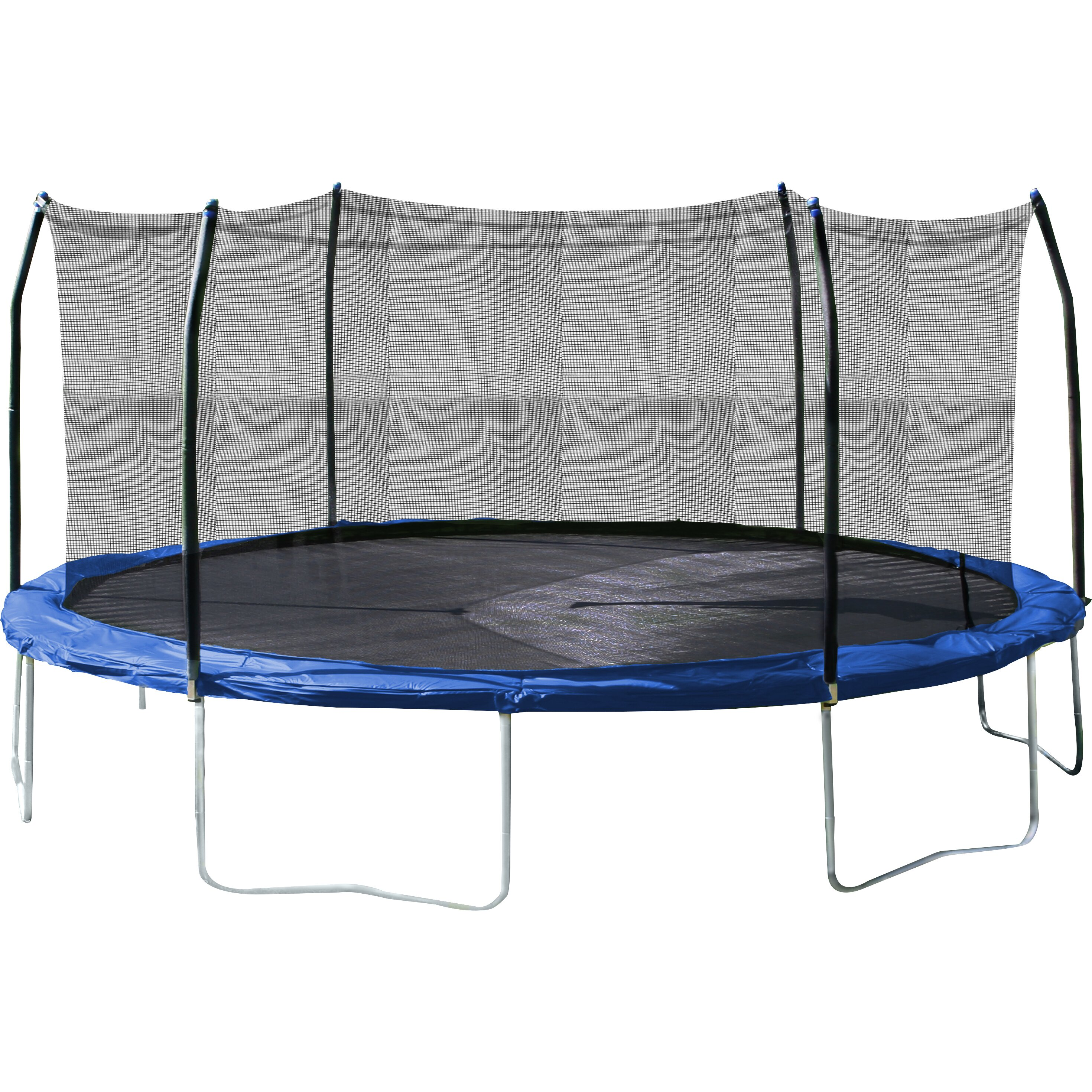 15 X 17 Oval Trampoline Safety Net Fits: 17' X 15' Oval Trampoline With Safety Enclosure